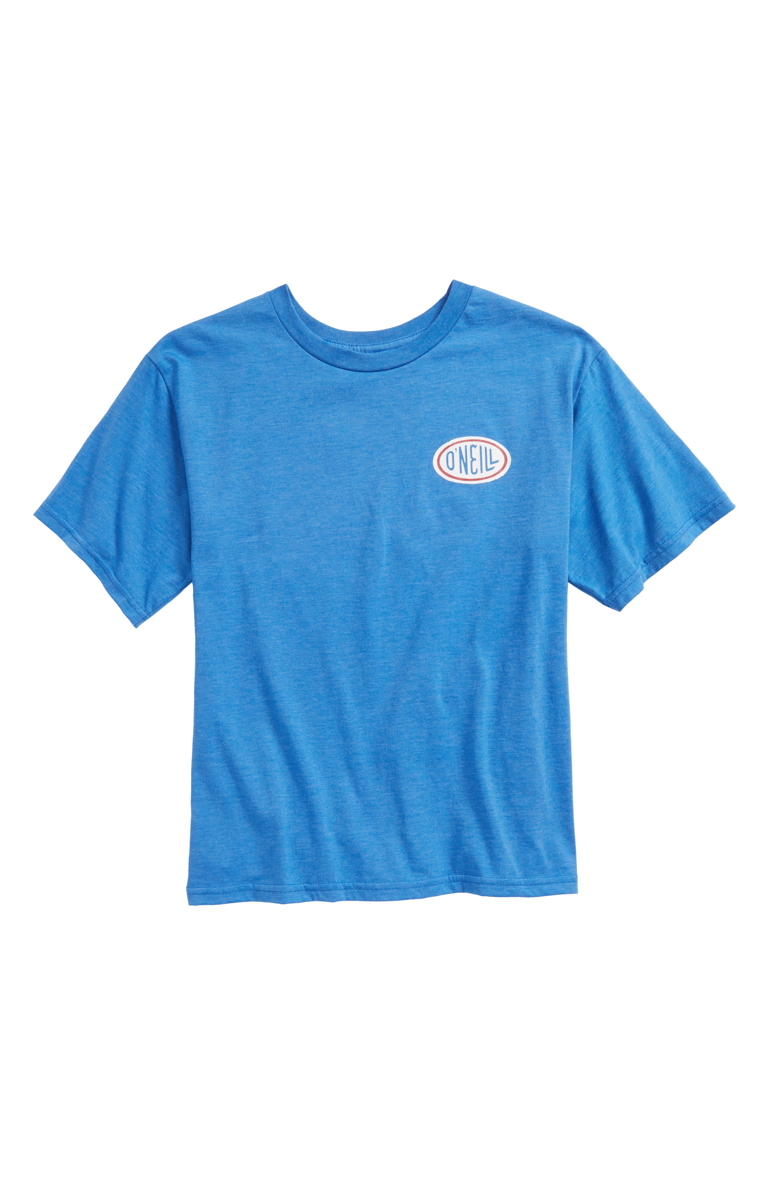 Gasser Logo Graphic T-Shirt,                             Main thumbnail 1, color,                             472