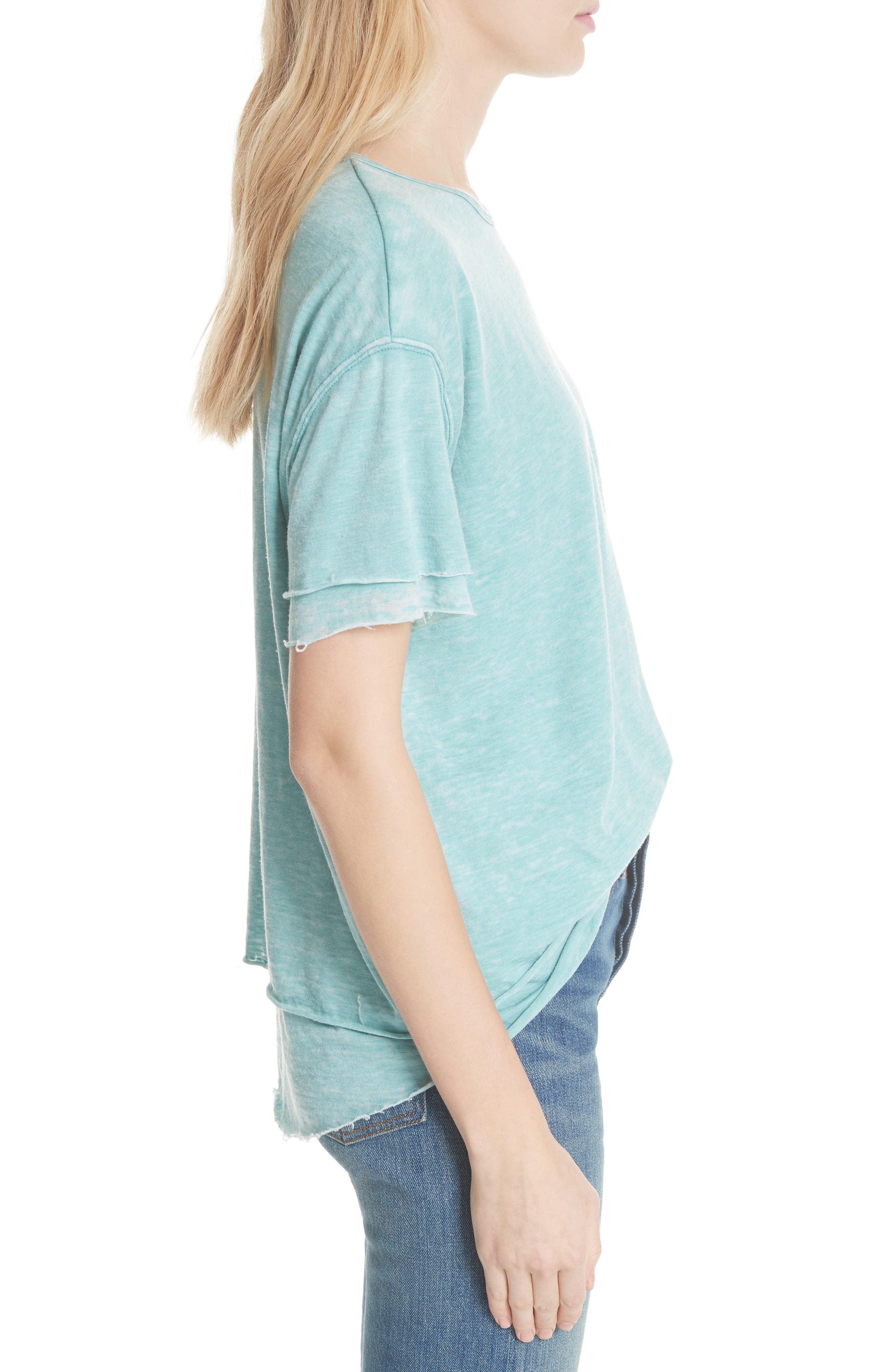 We the Free by Free People Cloud Nine Tee,                             Alternate thumbnail 16, color,