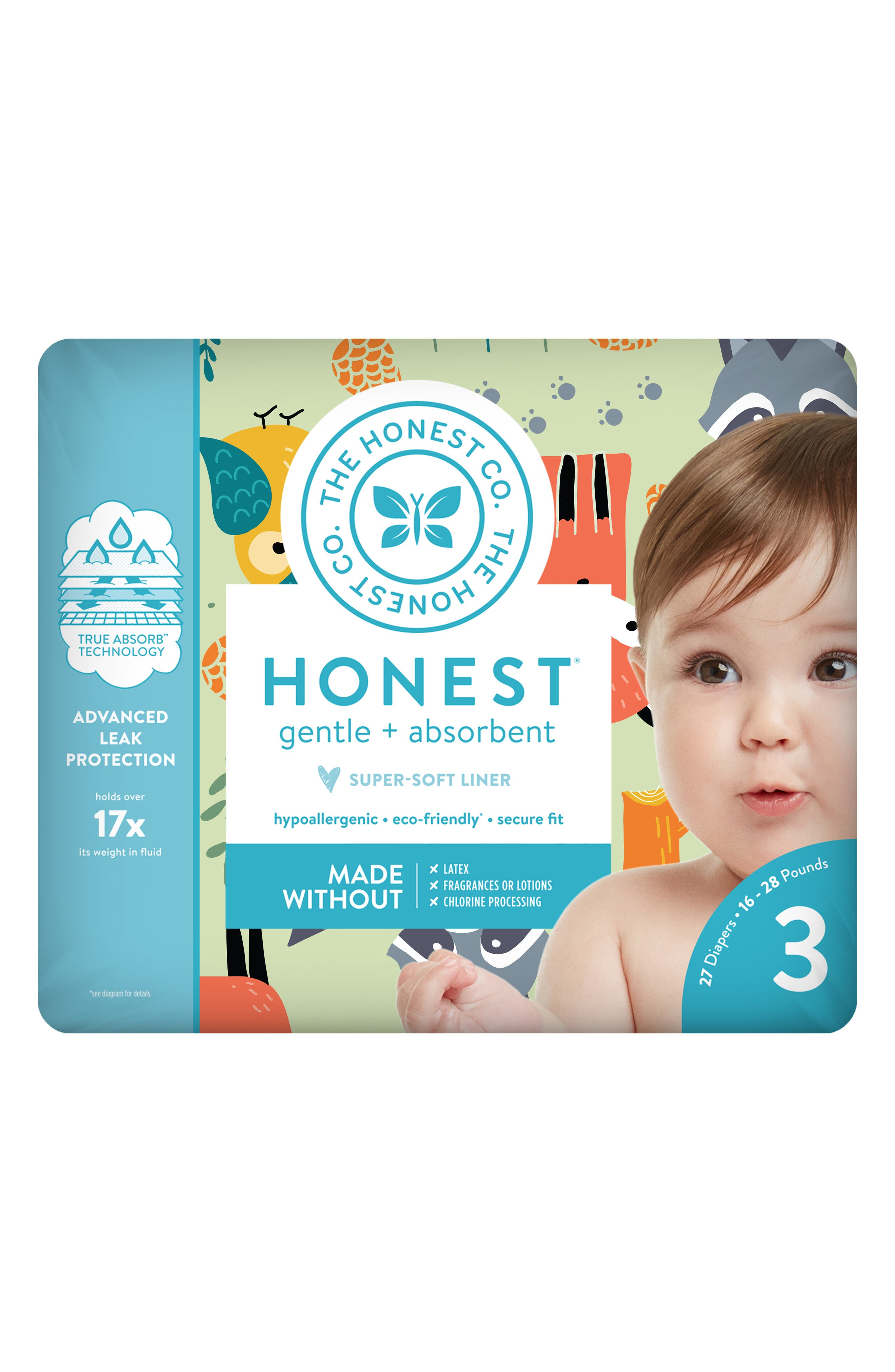 Little Forest Diapers,                             Alternate thumbnail 7, color,                             300