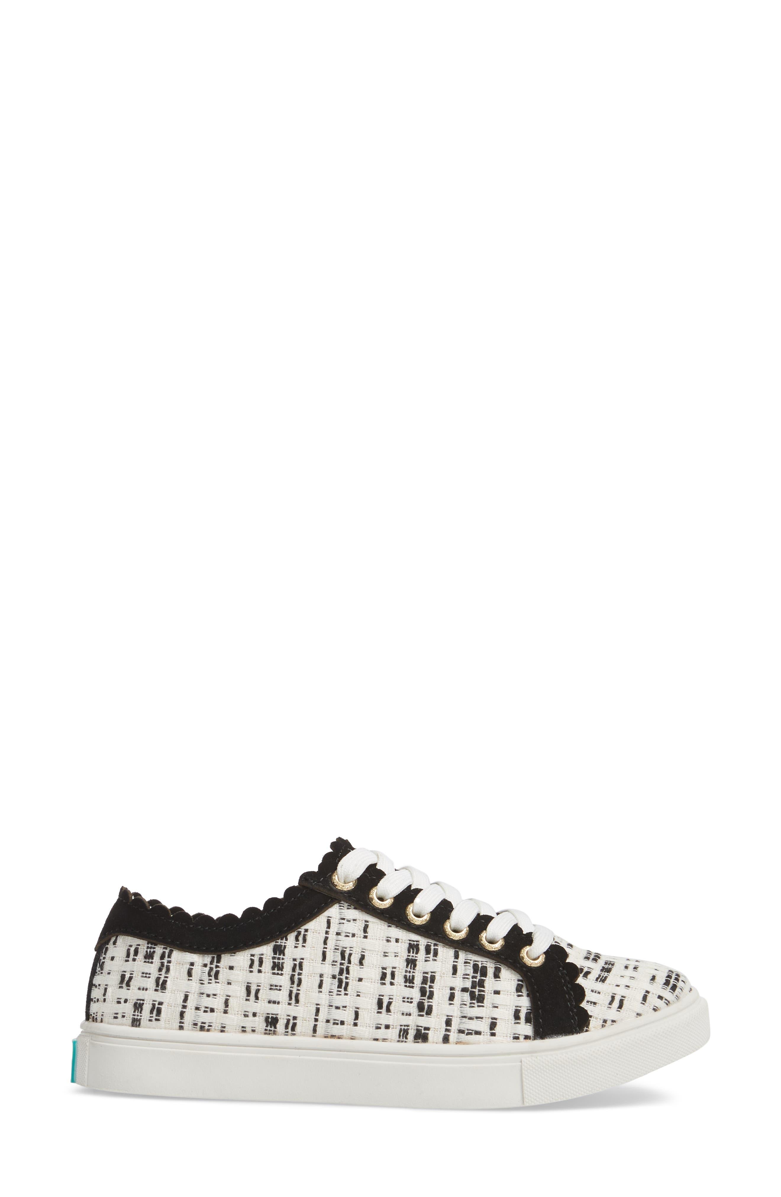 Teagan Sneaker,                             Alternate thumbnail 3, color,                             009