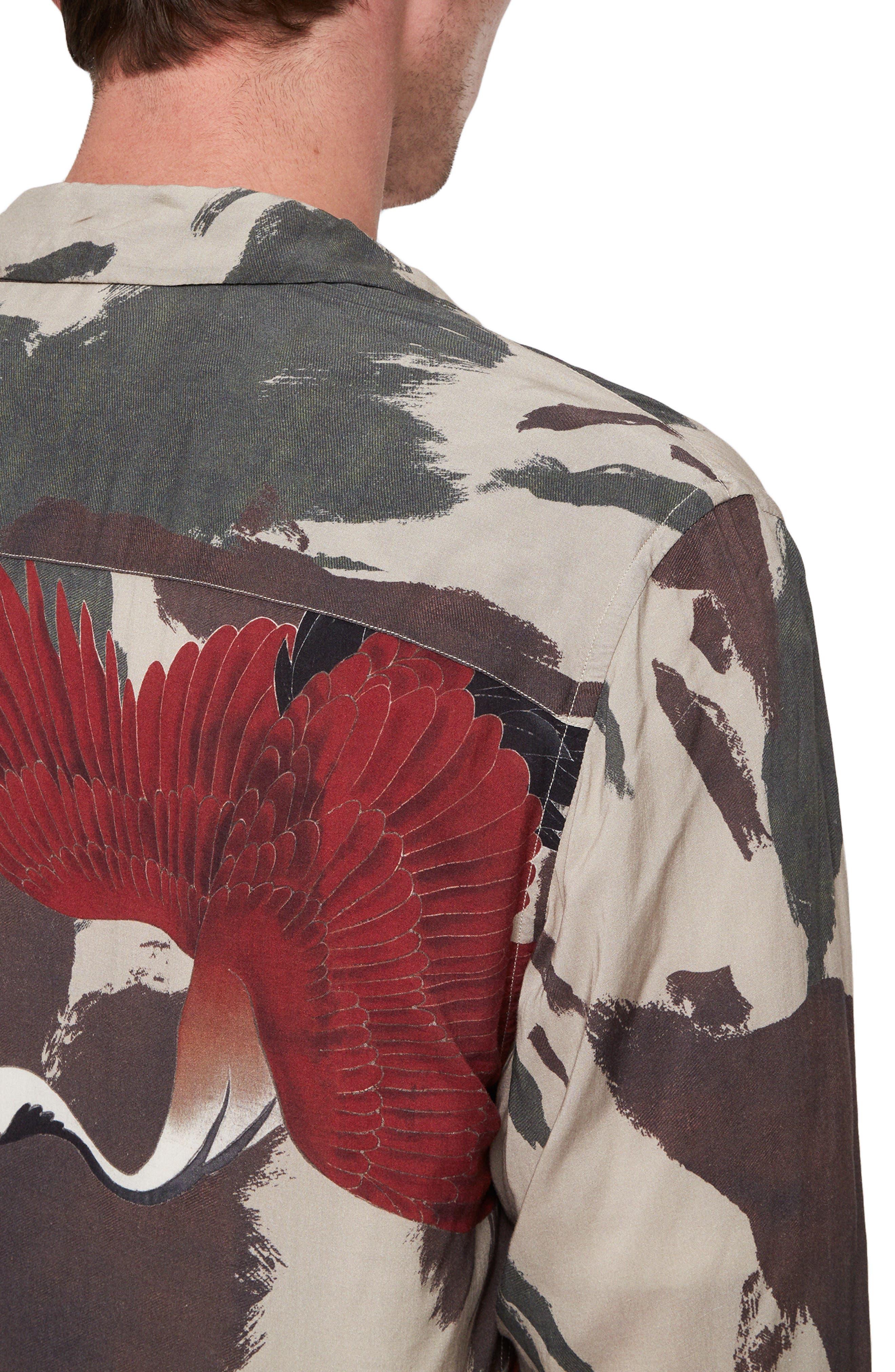 Lucerne Slim Fit Shirt,                             Alternate thumbnail 2, color,                             300