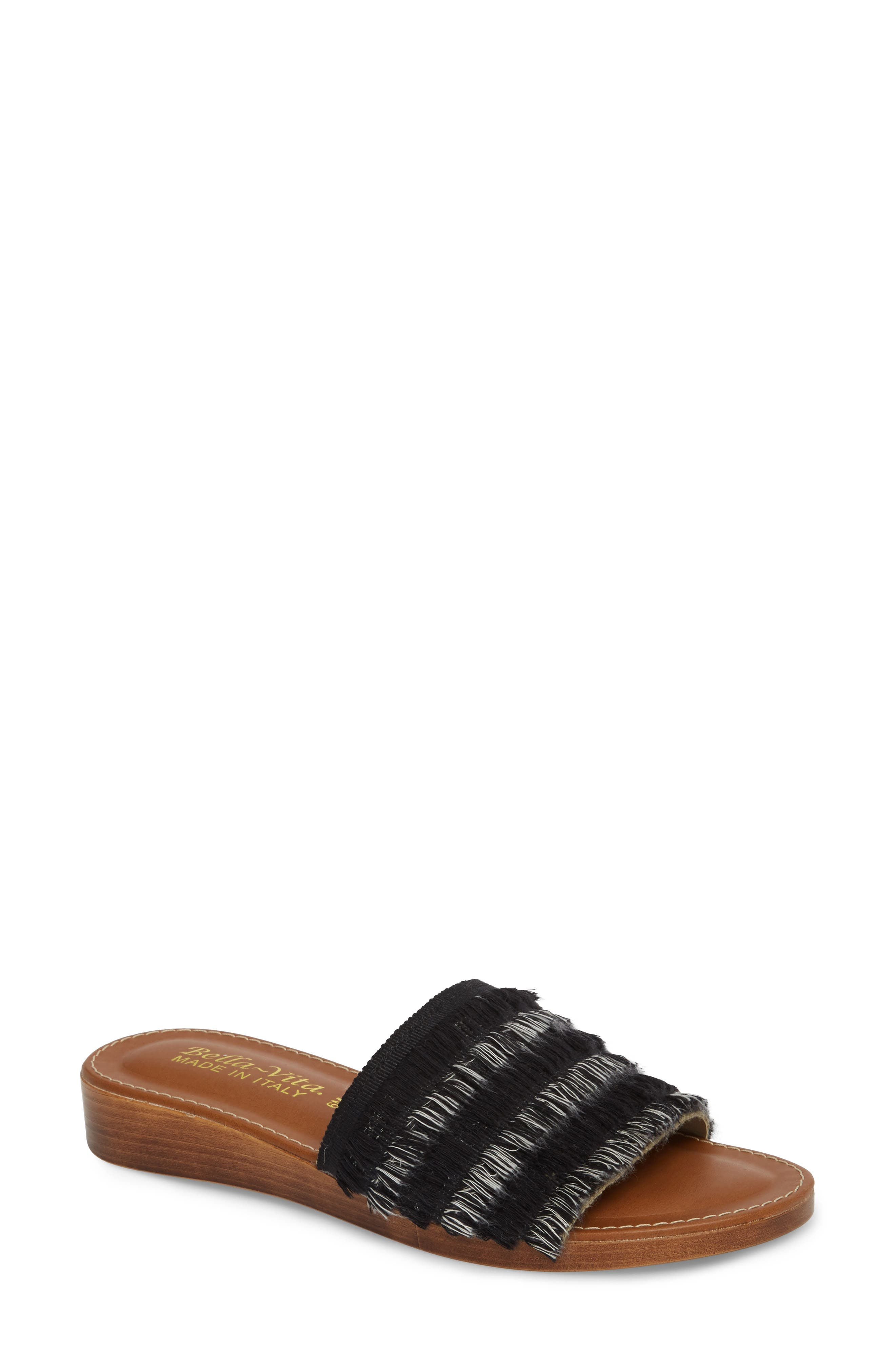 Abi Slide Sandal,                         Main,                         color,