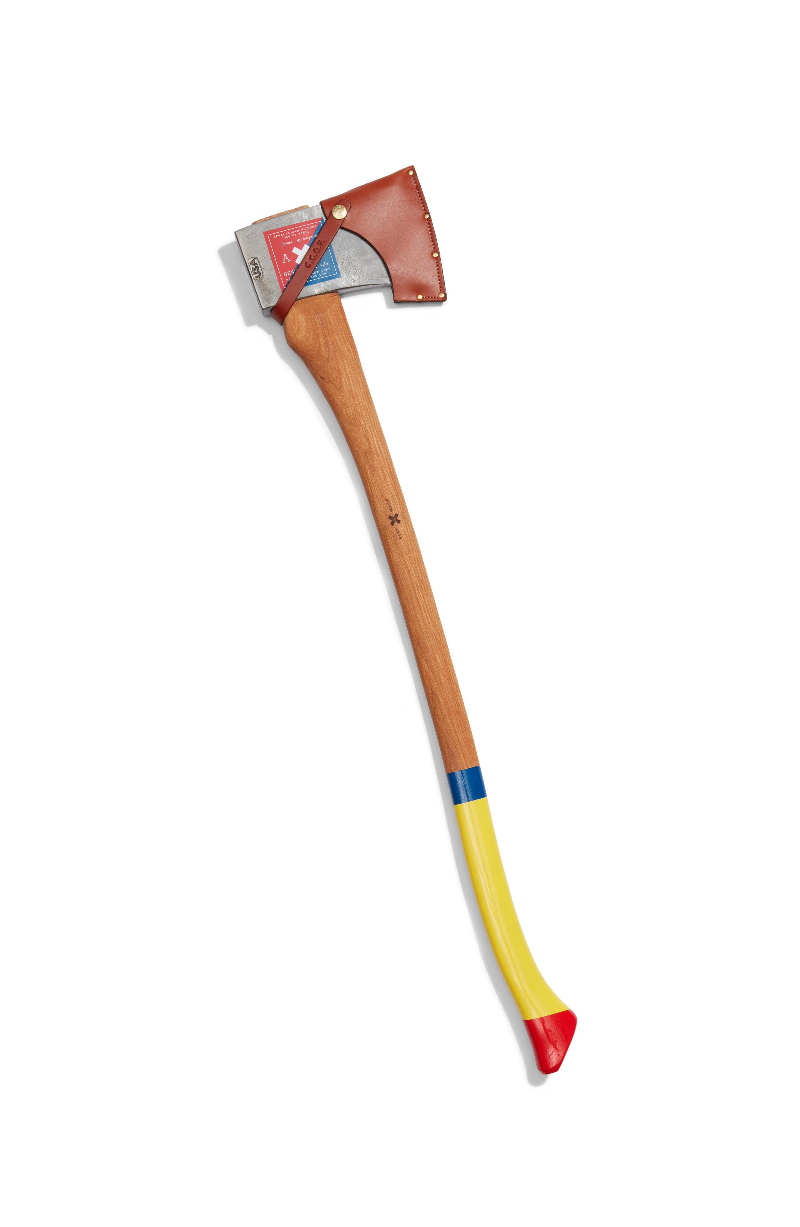 The Painted American Felling Axe,                             Main thumbnail 1, color,                             410
