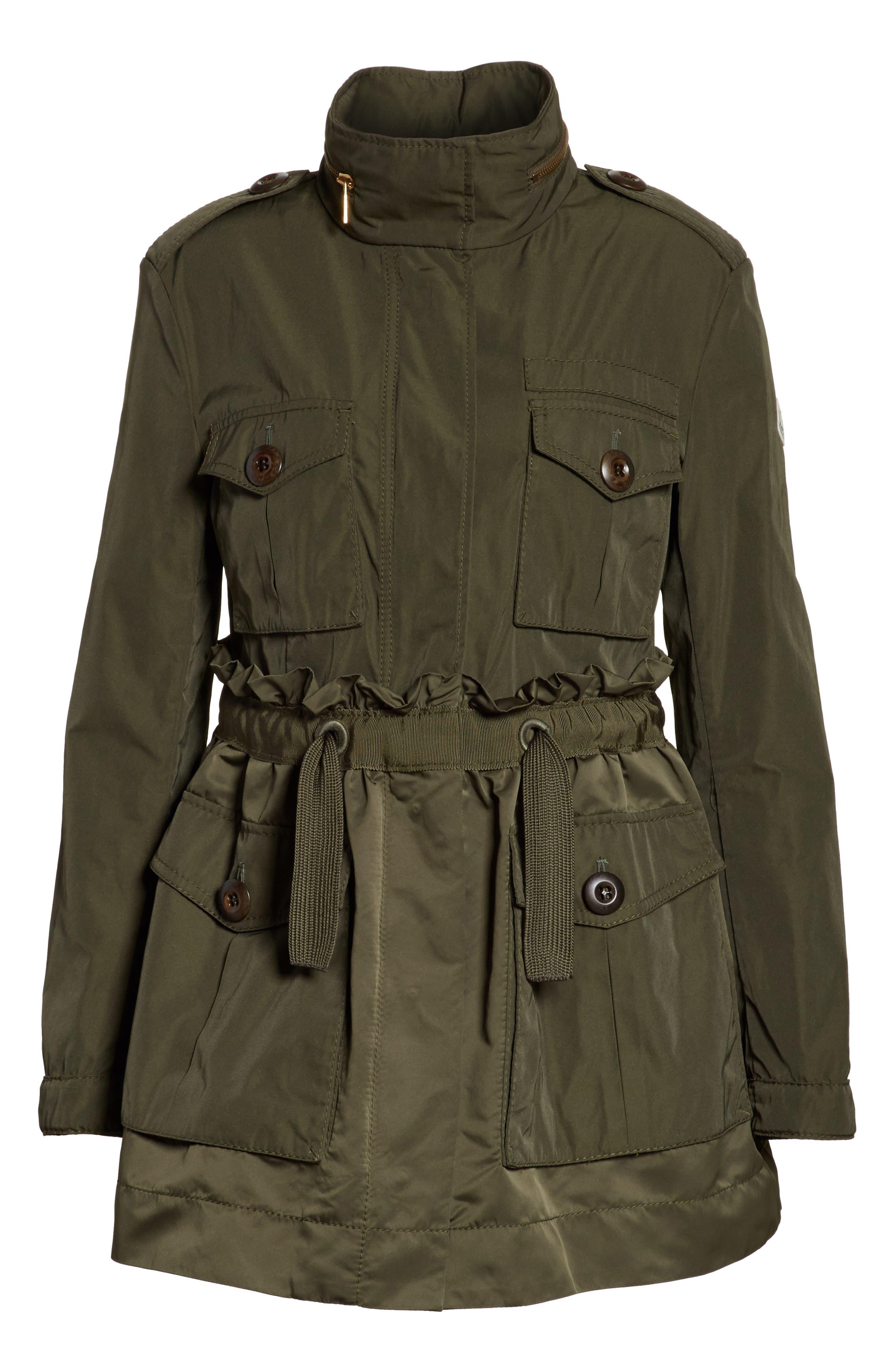 Rhodonite Field Jacket,                             Alternate thumbnail 6, color,                             OLIVE
