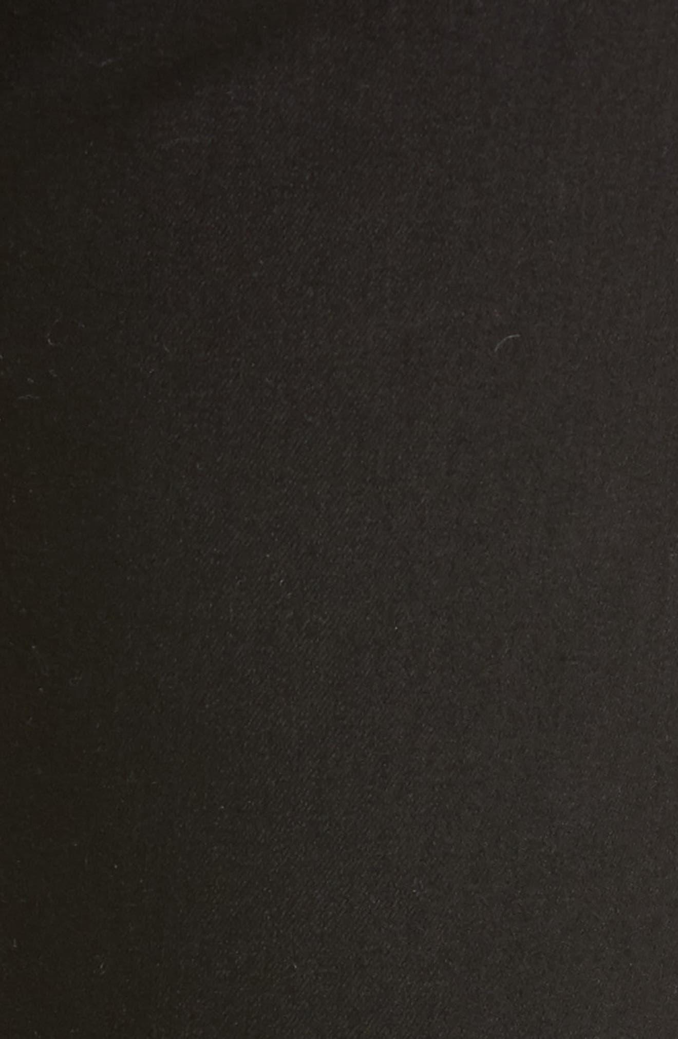 Carlie High Waist Skinny Jeans,                             Alternate thumbnail 5, color,                             011