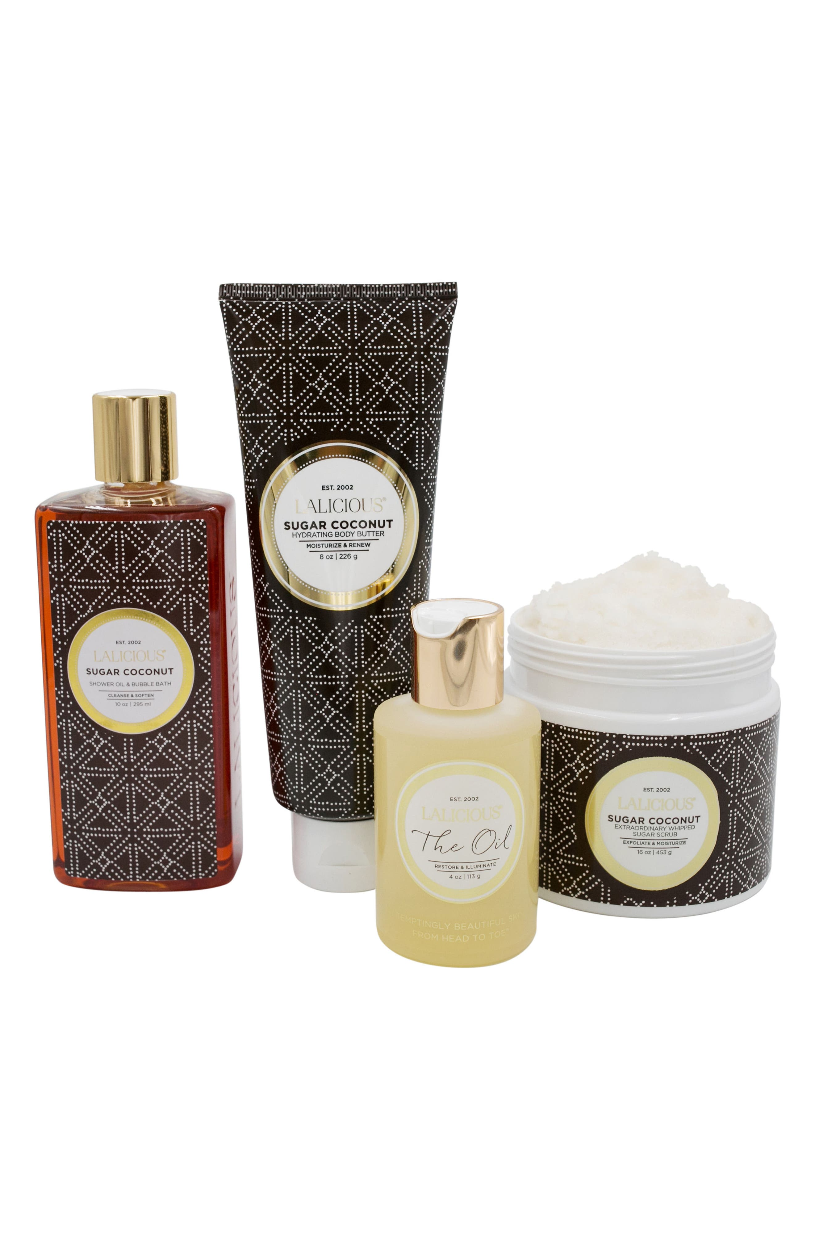 Sugar Coconut At Home Spa Collection,                         Main,                         color,