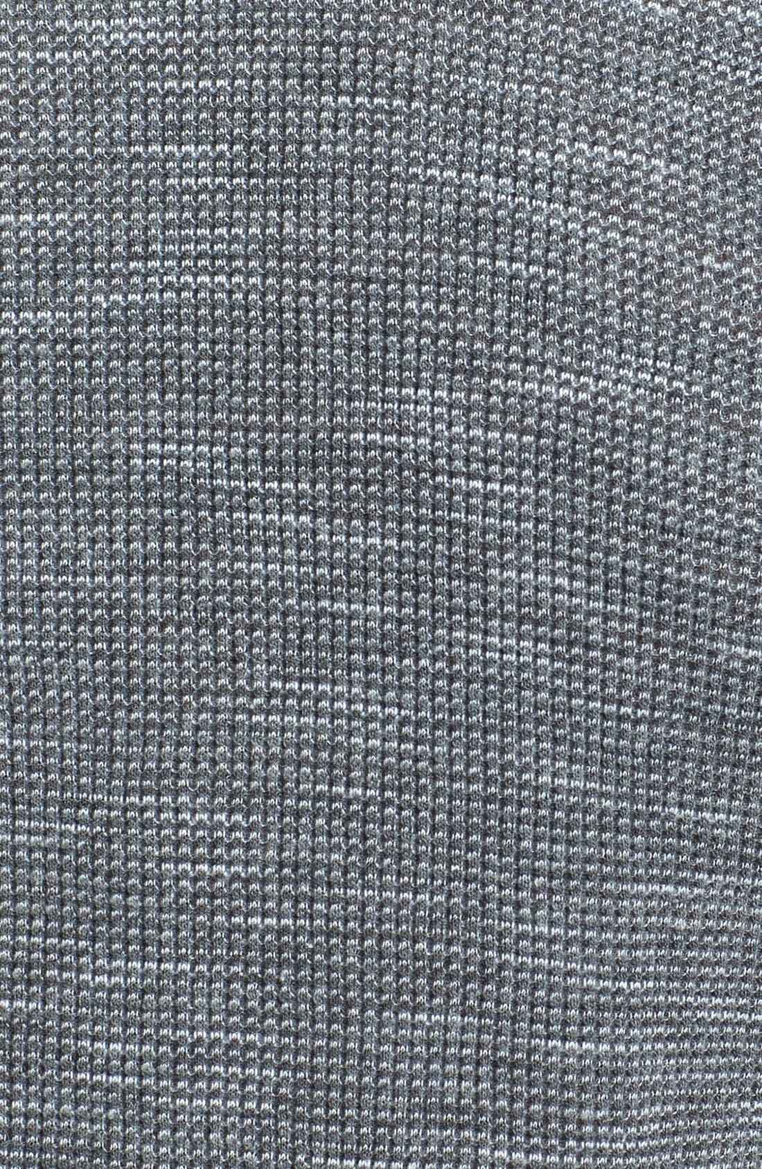 VOLCOM,                             'Upgrade' Slim Fit Long Sleeve Thermal Shirt,                             Alternate thumbnail 4, color,                             020