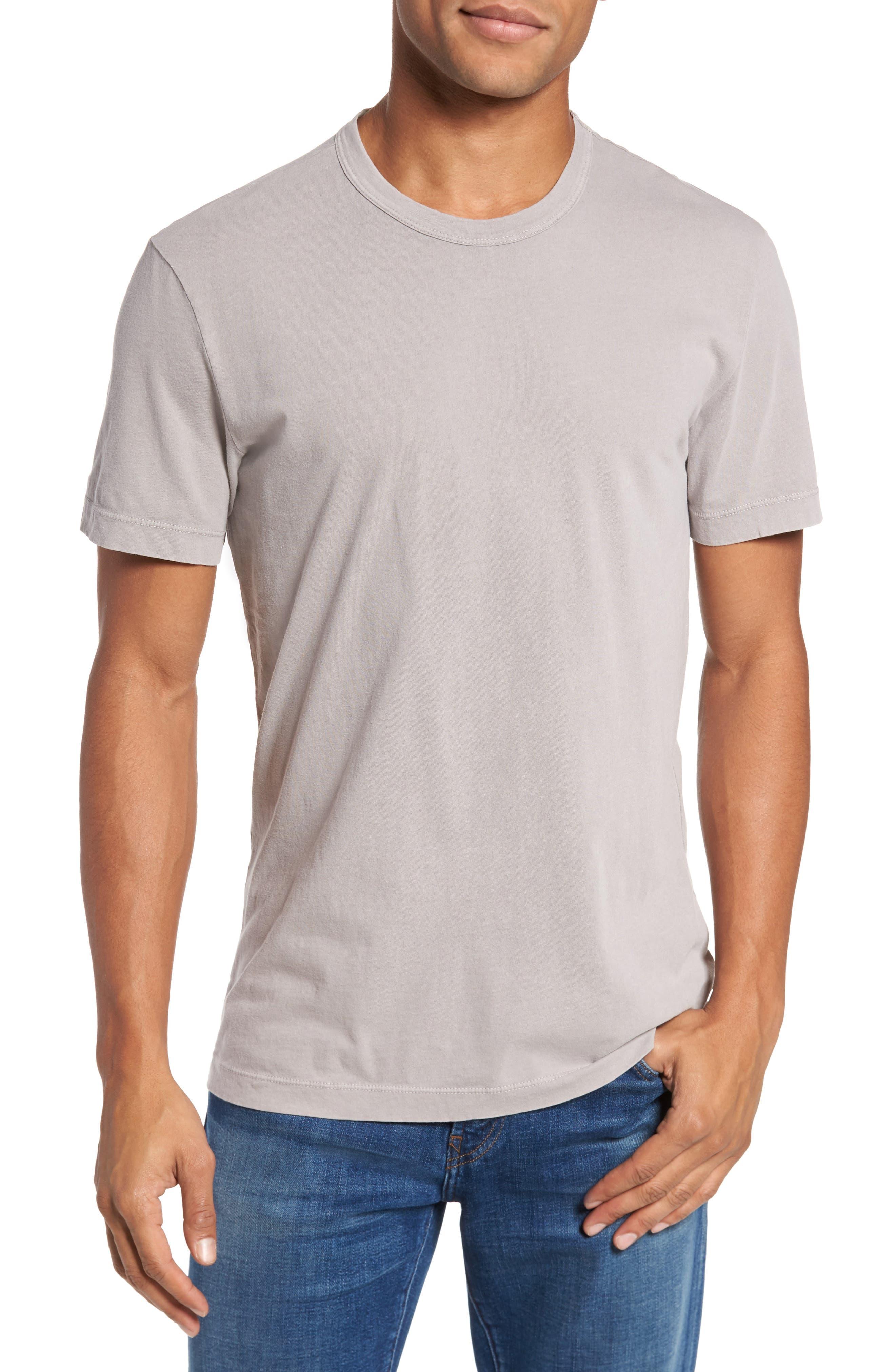 Crewneck Jersey T-Shirt,                             Alternate thumbnail 116, color,