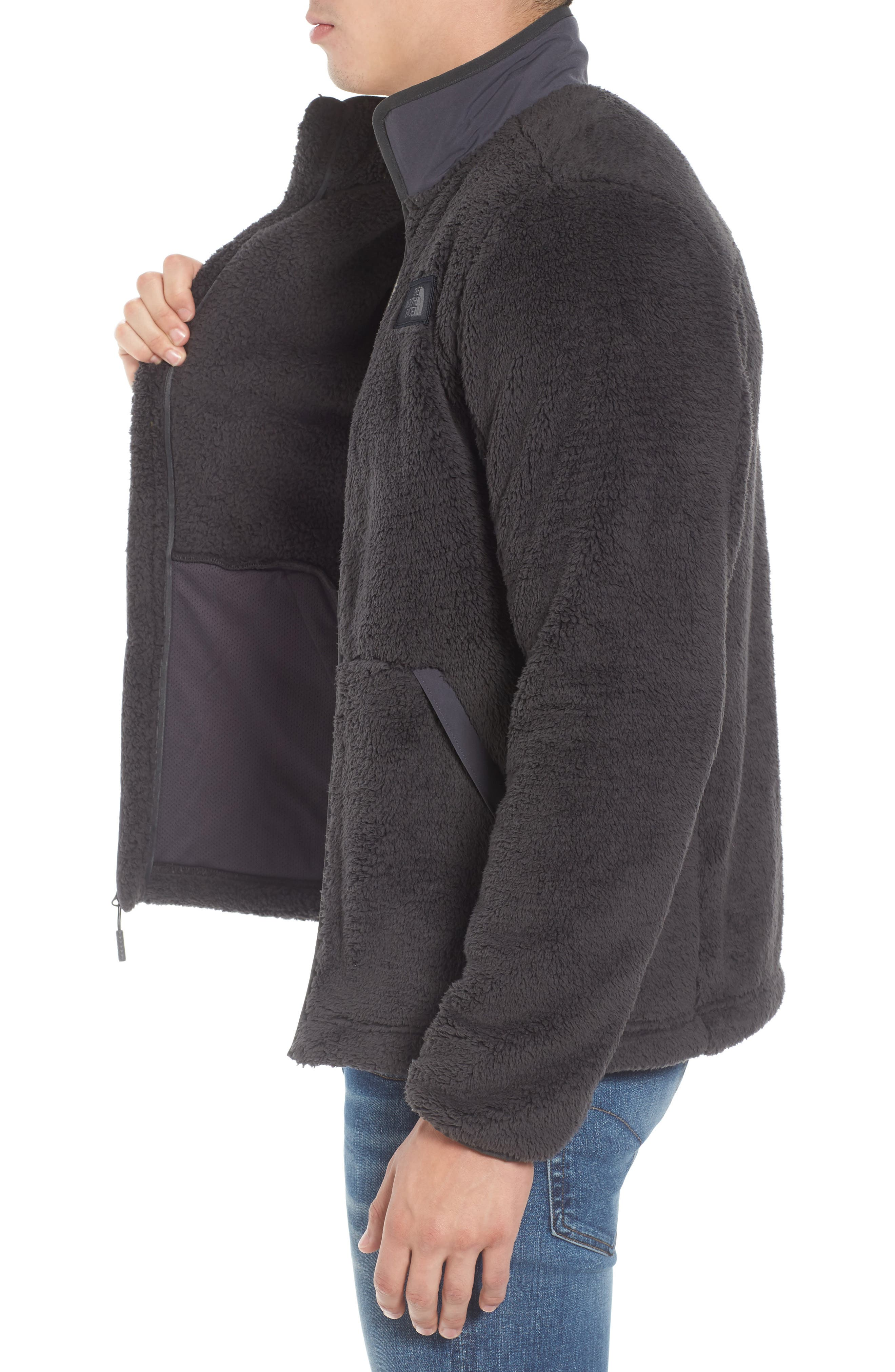 Campshire Zip Fleece Jacket,                             Alternate thumbnail 23, color,