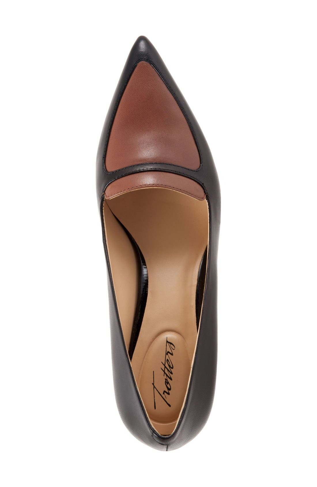 'Piper' Pointy Toe Pump,                             Alternate thumbnail 29, color,