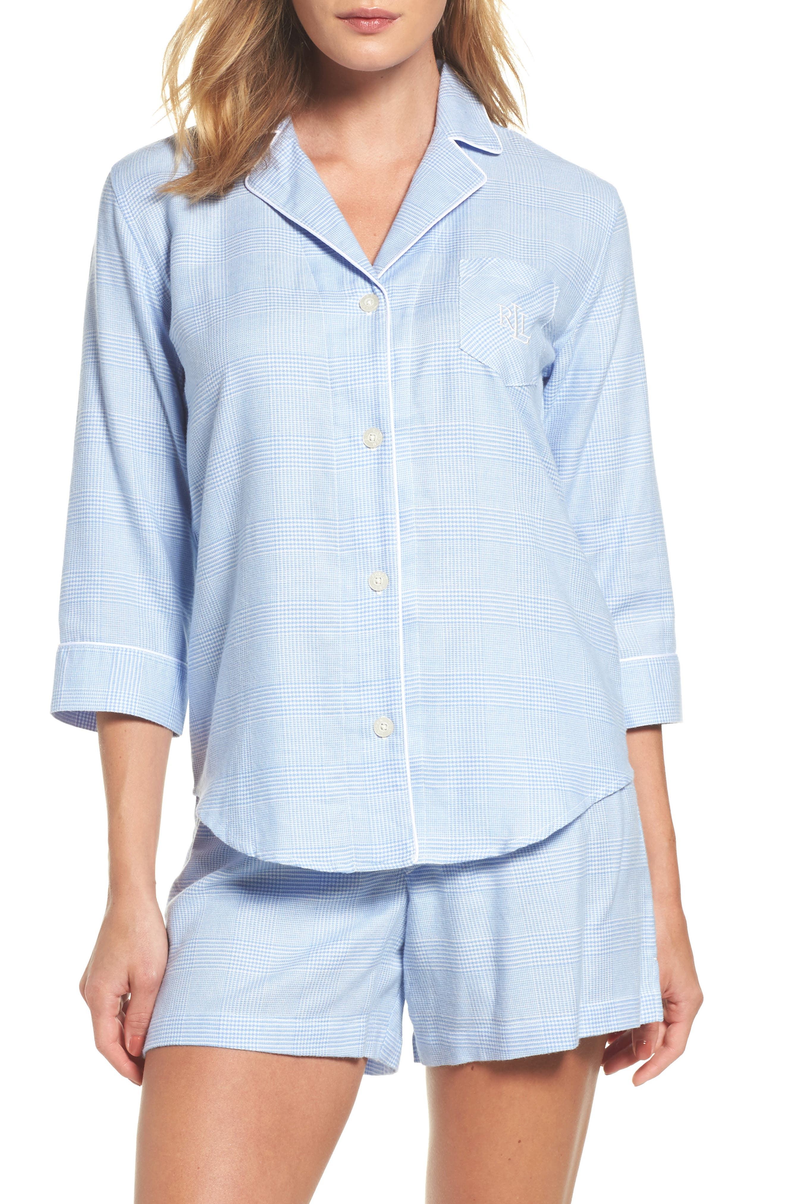 Short Pajamas,                         Main,                         color, 402