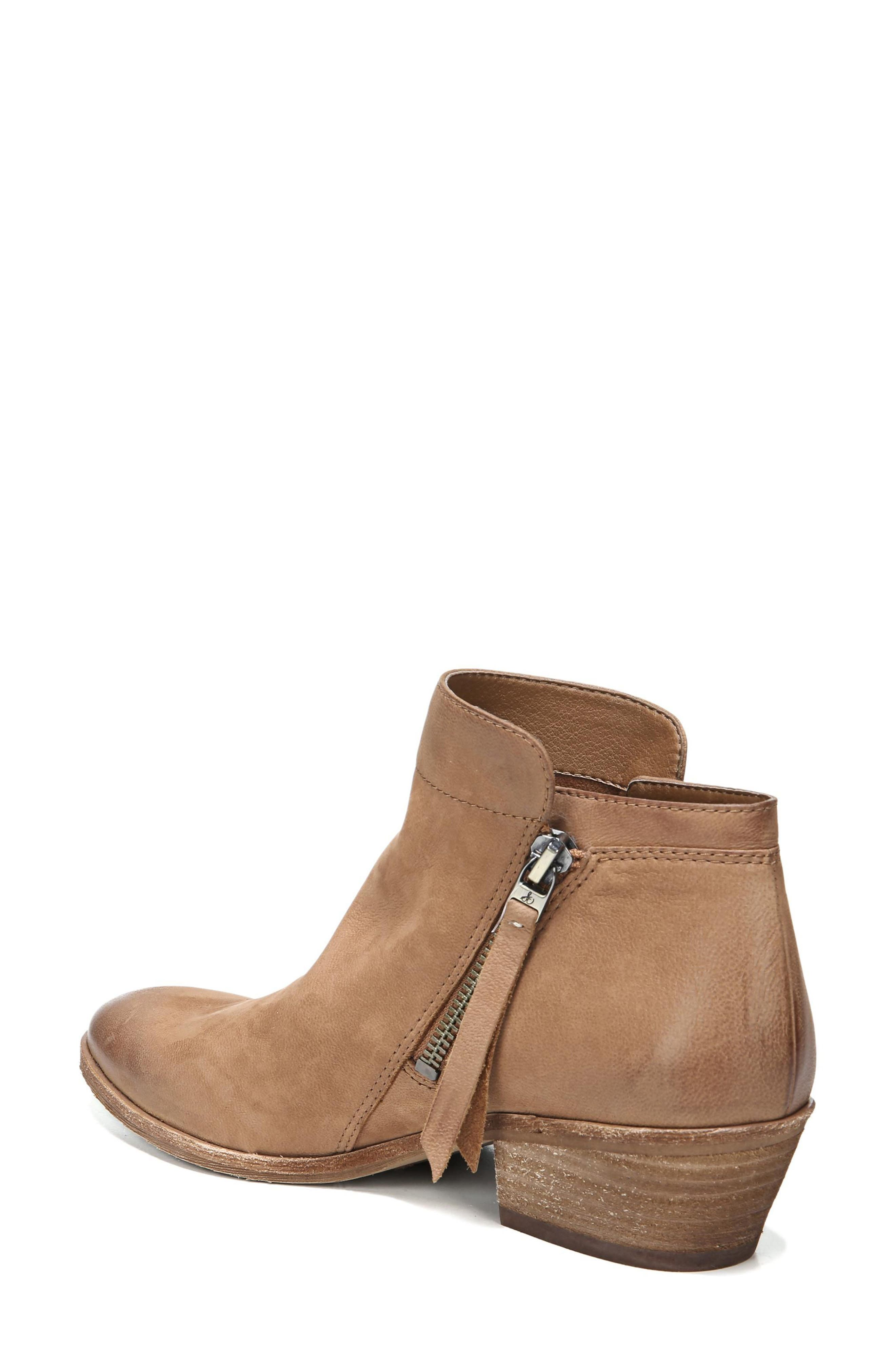 Packer Bootie,                             Alternate thumbnail 2, color,                             DEEP SADDLE LEATHER