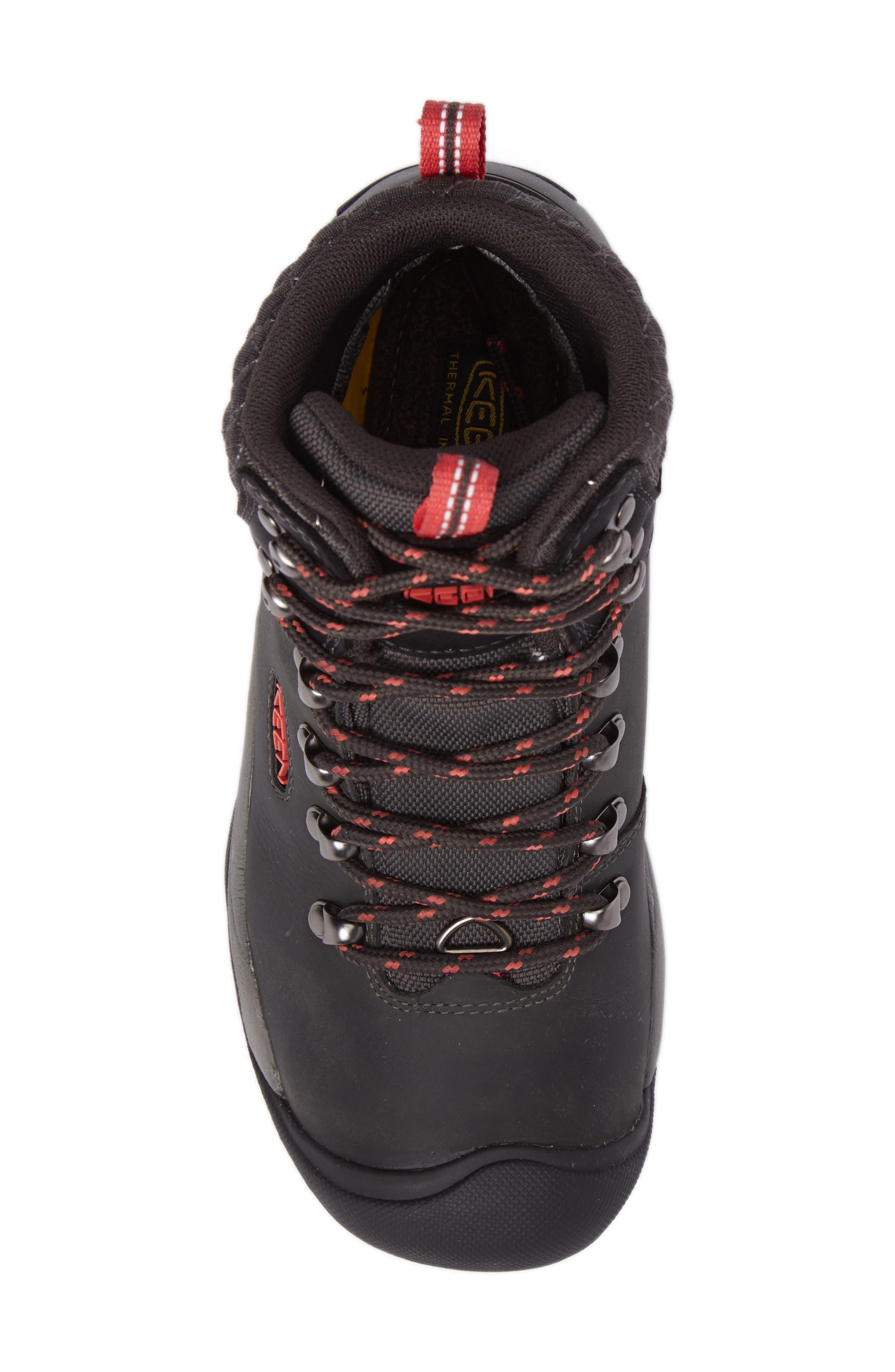 Revel III Waterproof Hiking Boot,                             Alternate thumbnail 9, color,