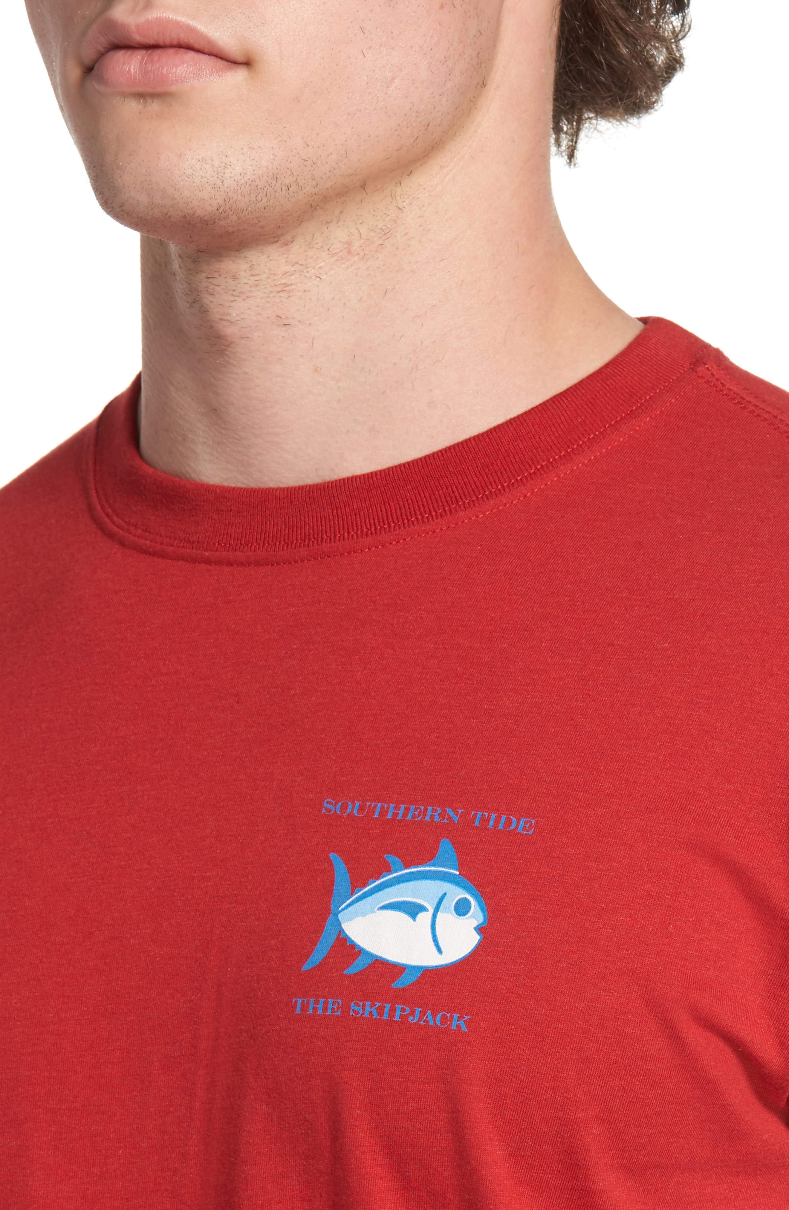 Original Skipjack T-Shirt,                             Alternate thumbnail 28, color,
