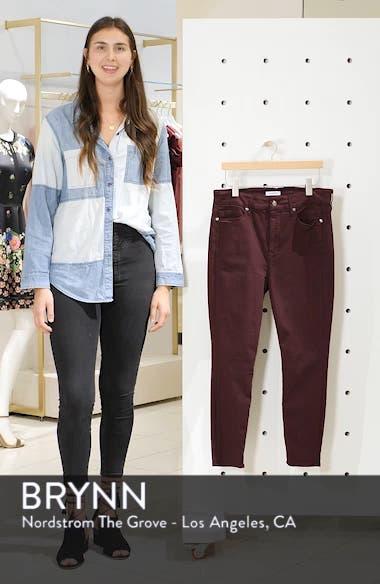 Good Legs High Waist Ankle Skinny Jeans, sales video thumbnail