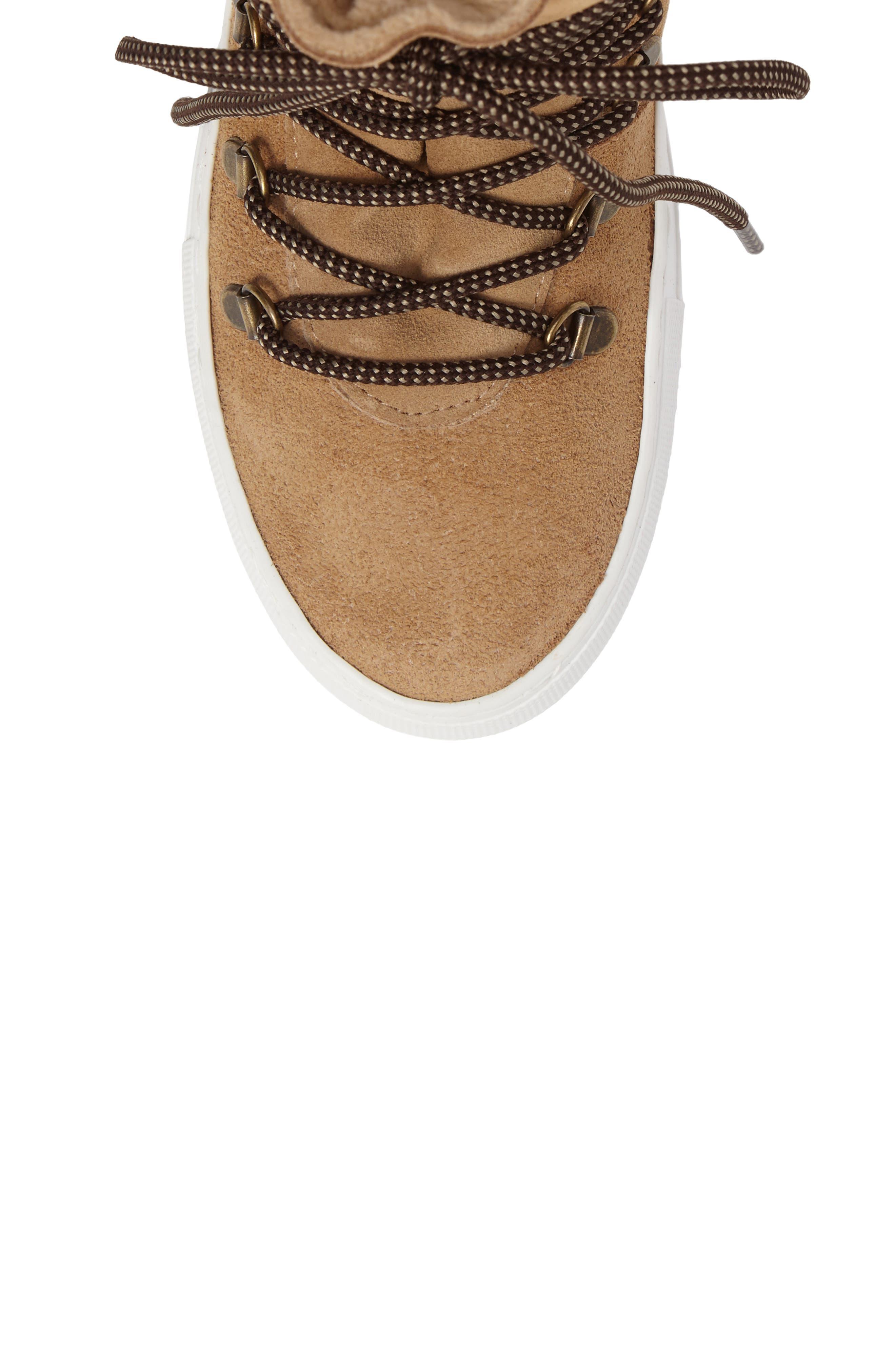 Cimone High Top Sneaker,                             Alternate thumbnail 5, color,                             263