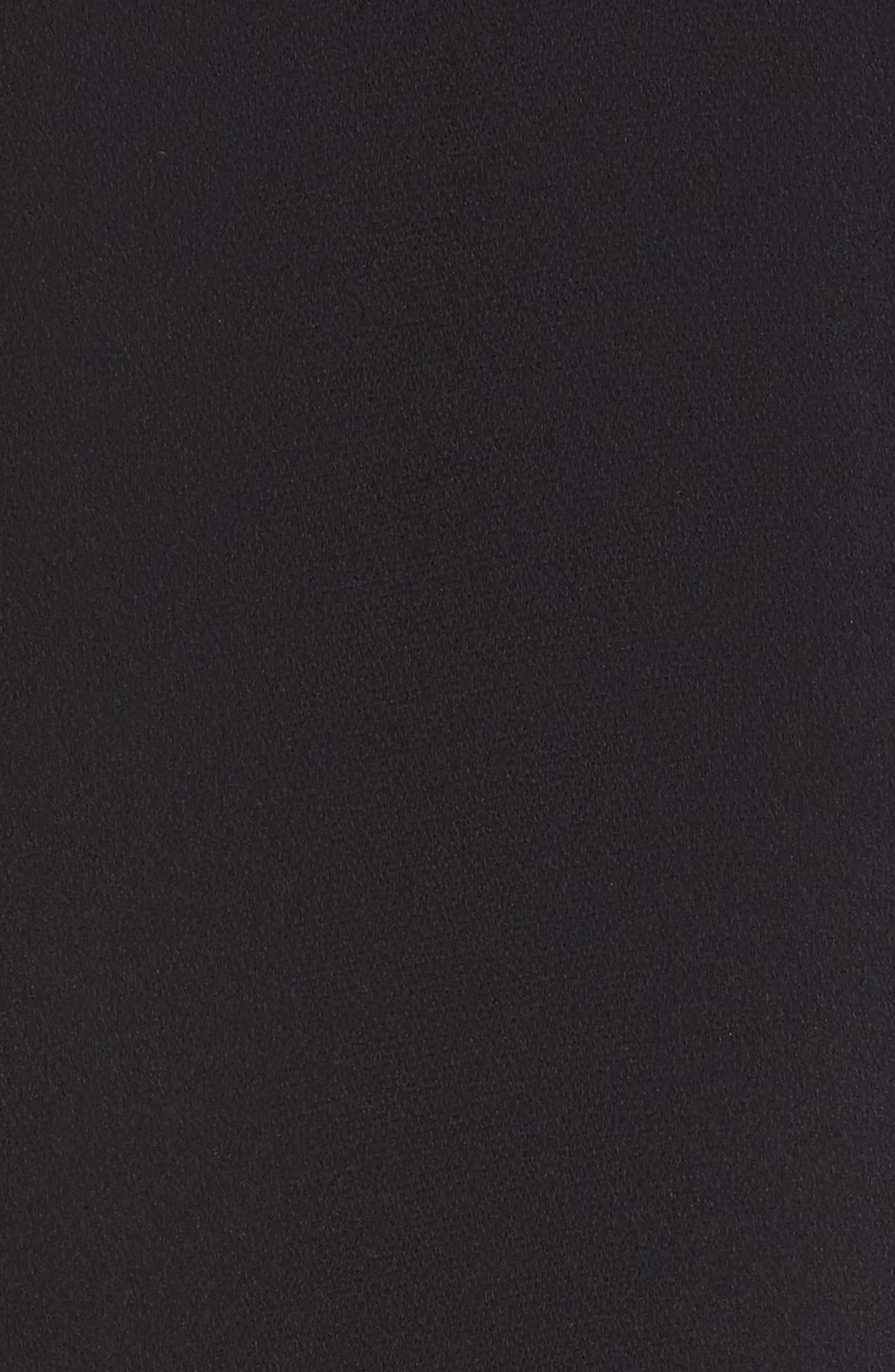 Sleeveless Maxi Dress,                             Alternate thumbnail 5, color,                             001