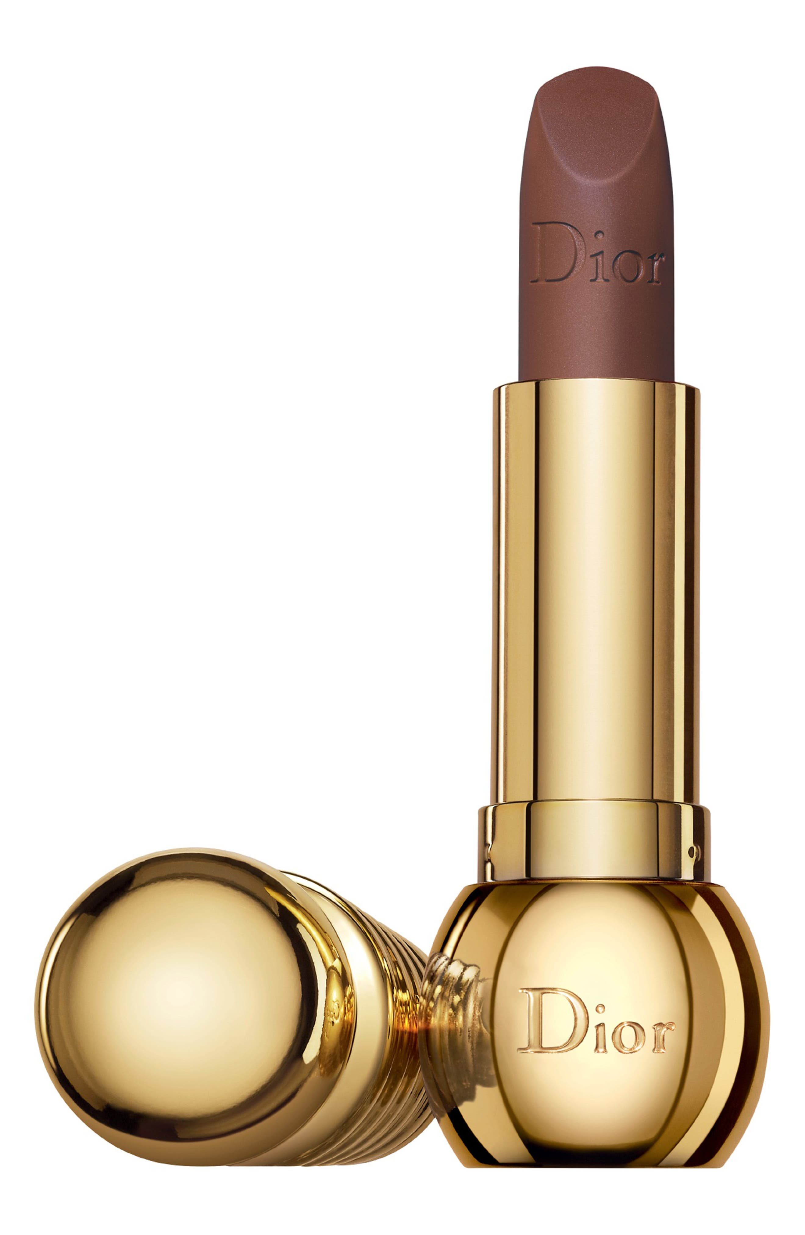 Diorific Matte Velvet Color Lipstick,                             Main thumbnail 1, color,                             400