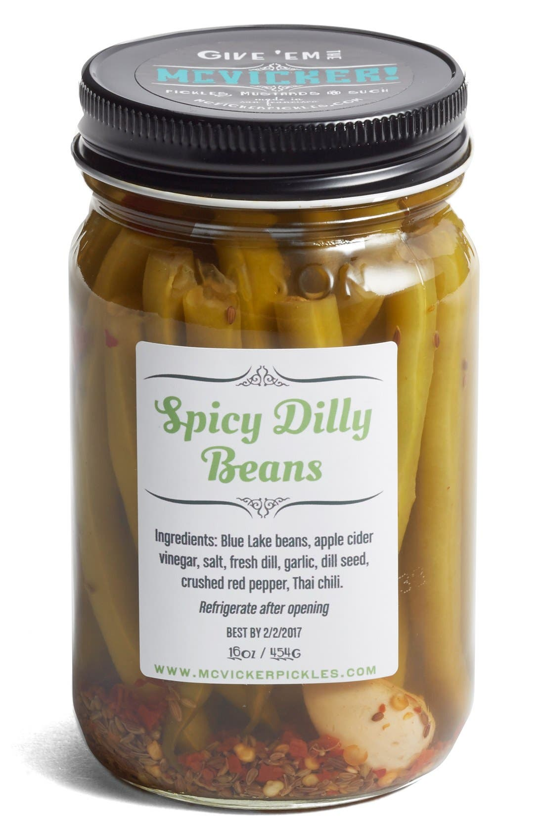 Spicy Dilly Beans,                             Main thumbnail 1, color,                             300