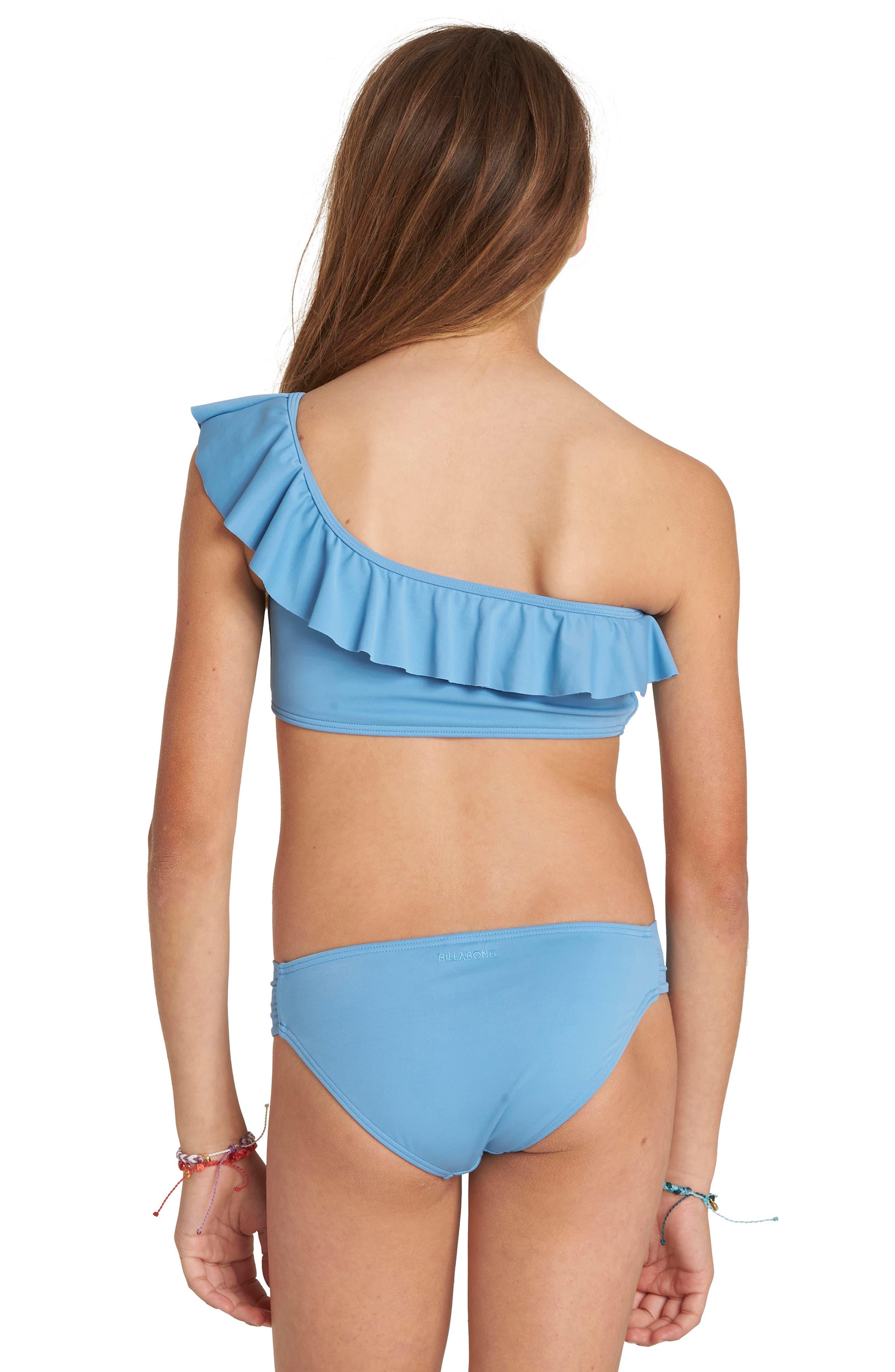 Sol Searcher Two-Piece Swimsuit,                             Alternate thumbnail 5, color,