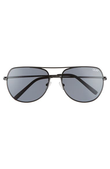 bb34077b39 Quay Australia Living Large 58mm Aviator Sunglasses