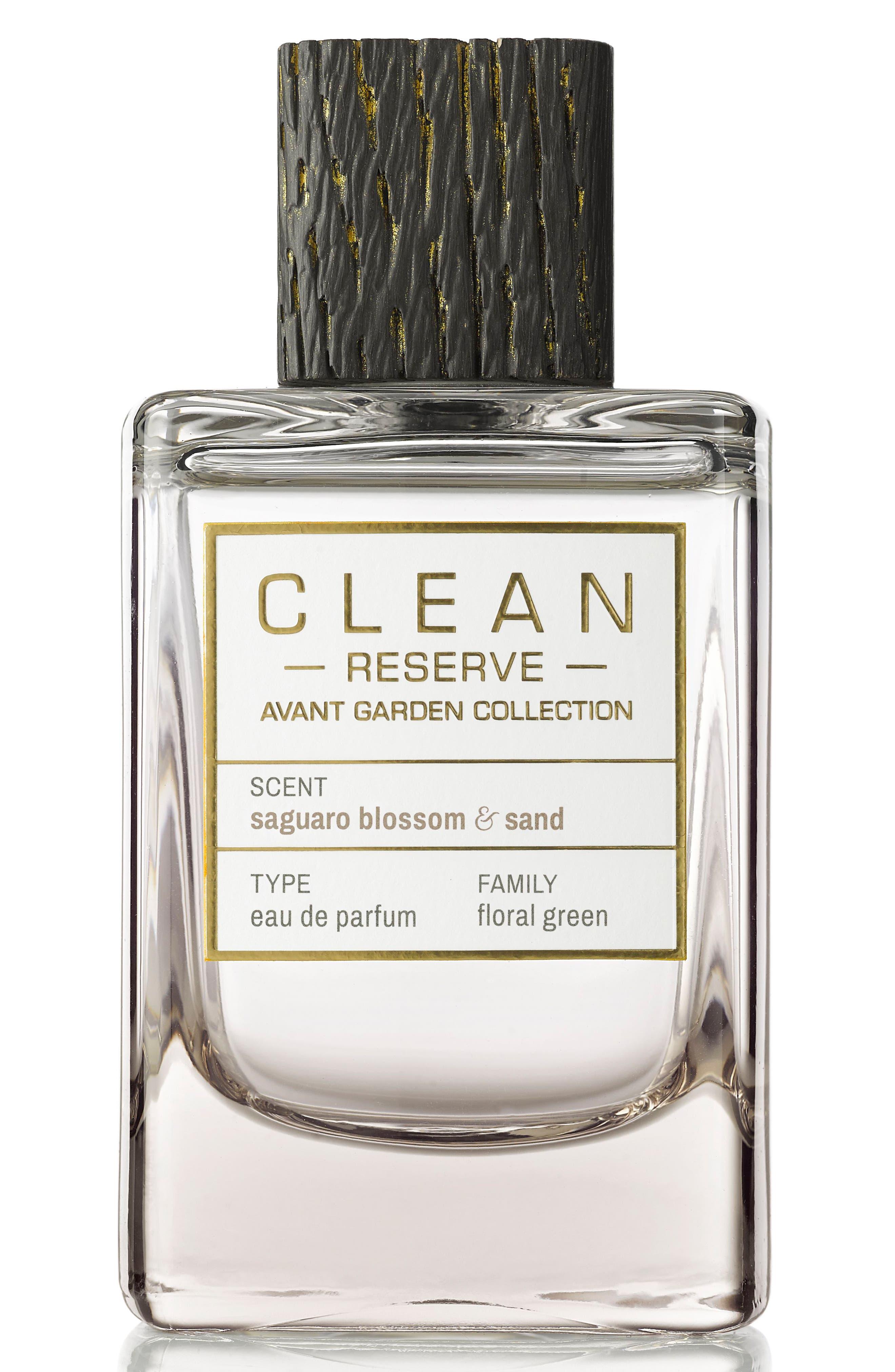 Avant Garden Saguaro Blossom & Sand Eau de Parfum,                             Main thumbnail 1, color,                             NO COLOR
