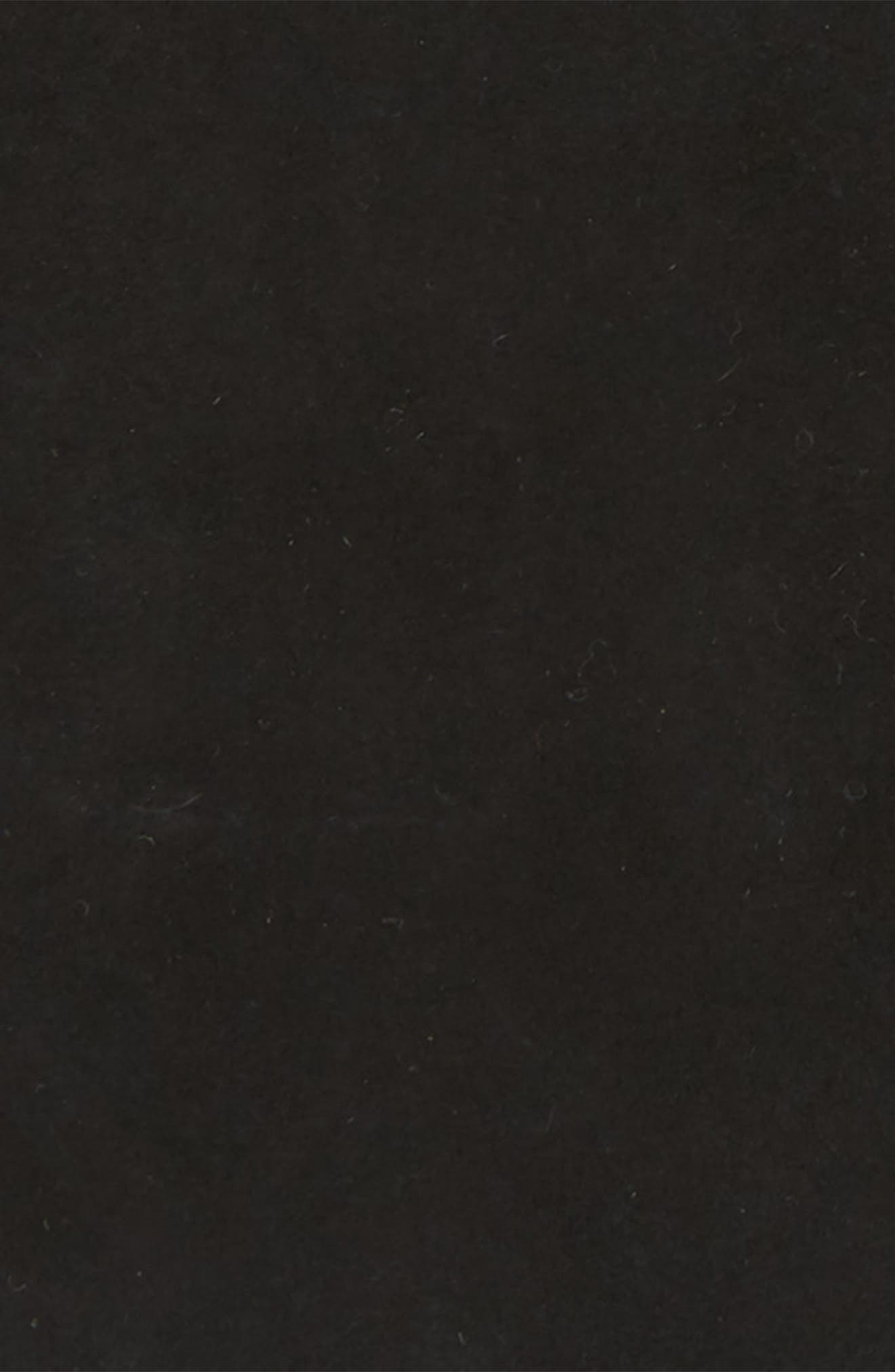 Leather Gloves,                             Alternate thumbnail 2, color,                             BLACK/ BROWN