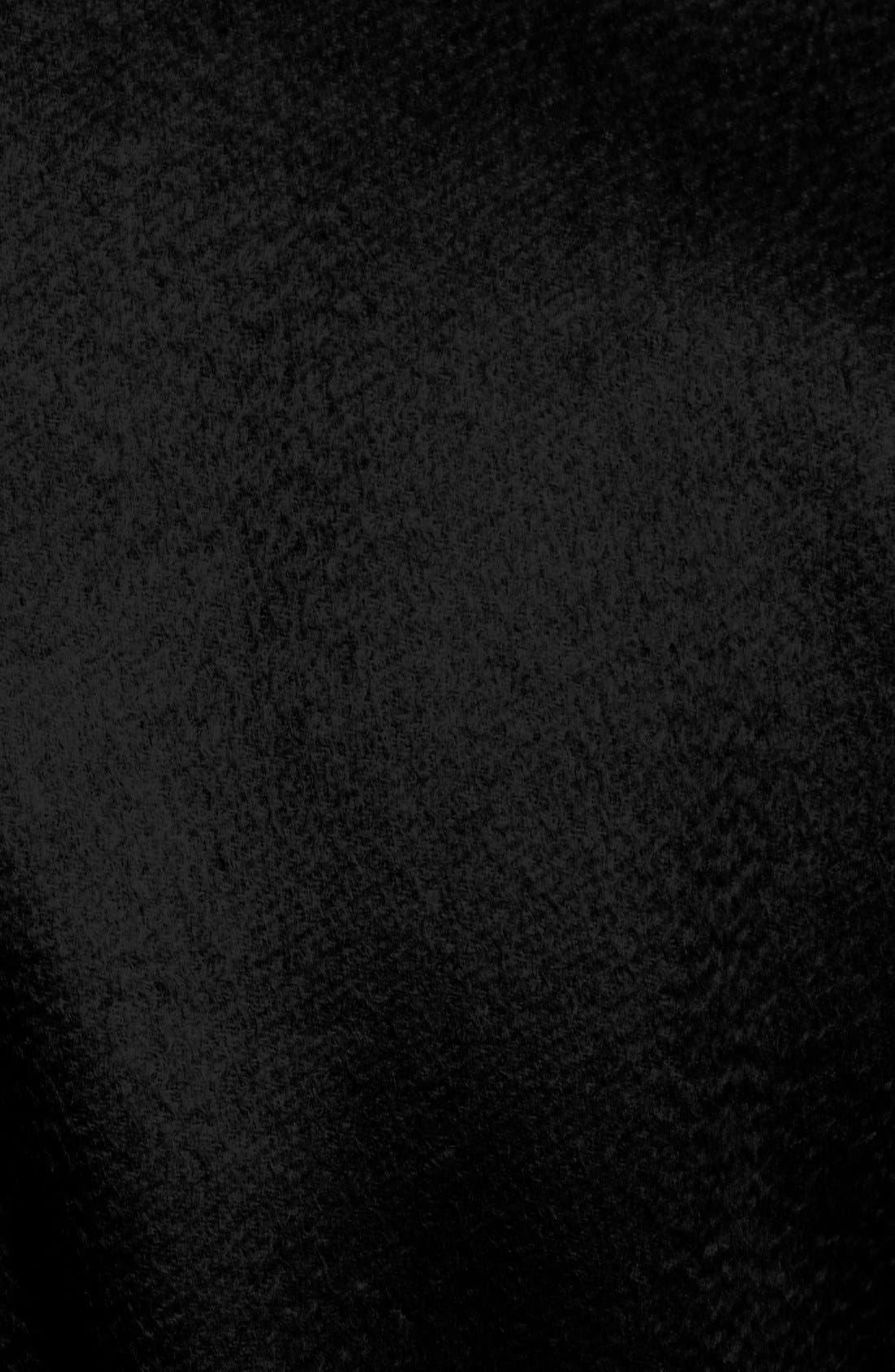 MAX MARA,                             'Lilia' Belted Cashmere Coat,                             Alternate thumbnail 4, color,                             001