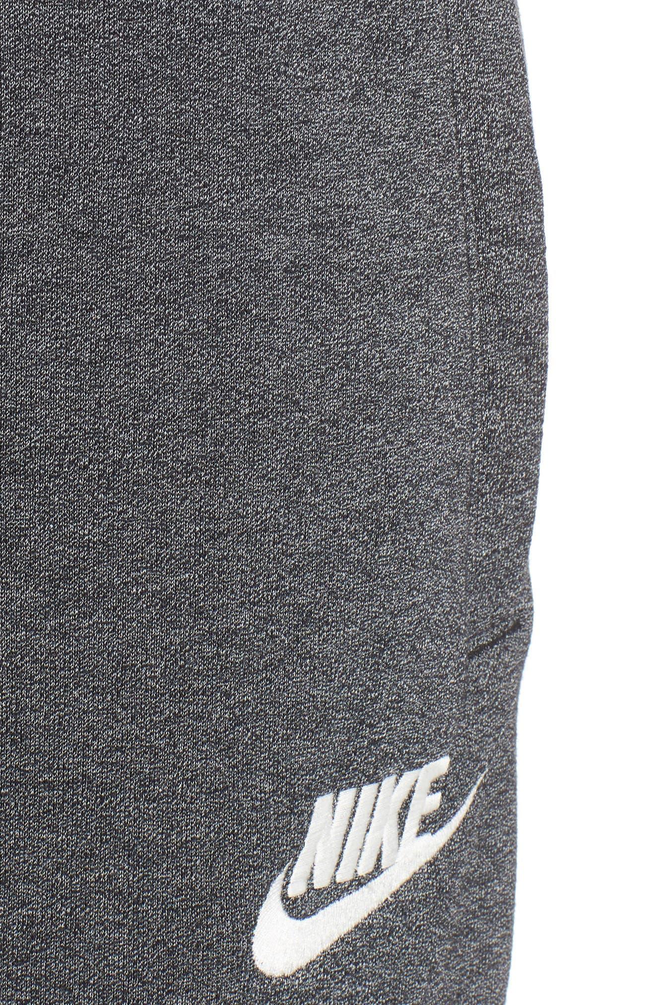 Sportswear ACG Heritage Pants,                             Alternate thumbnail 4, color,                             BLACK/ HTR/ SAIL