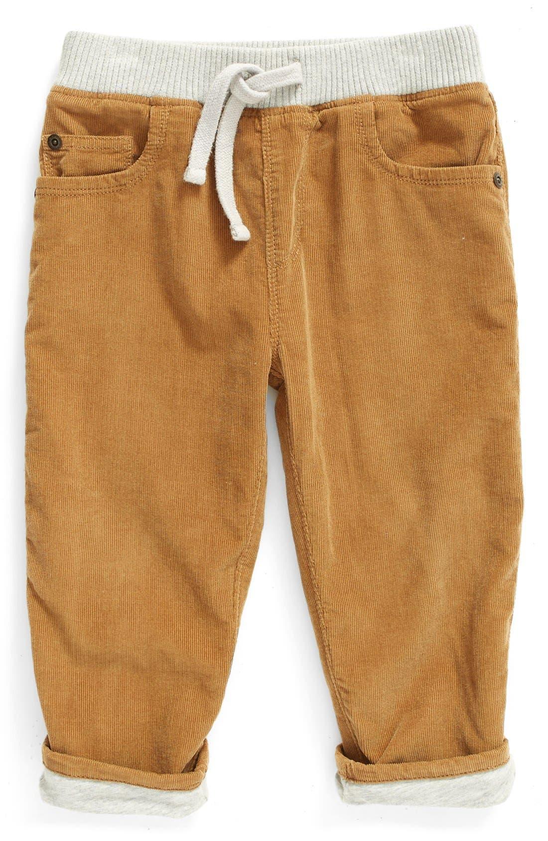 Corduroy Pants,                             Main thumbnail 1, color,                             210