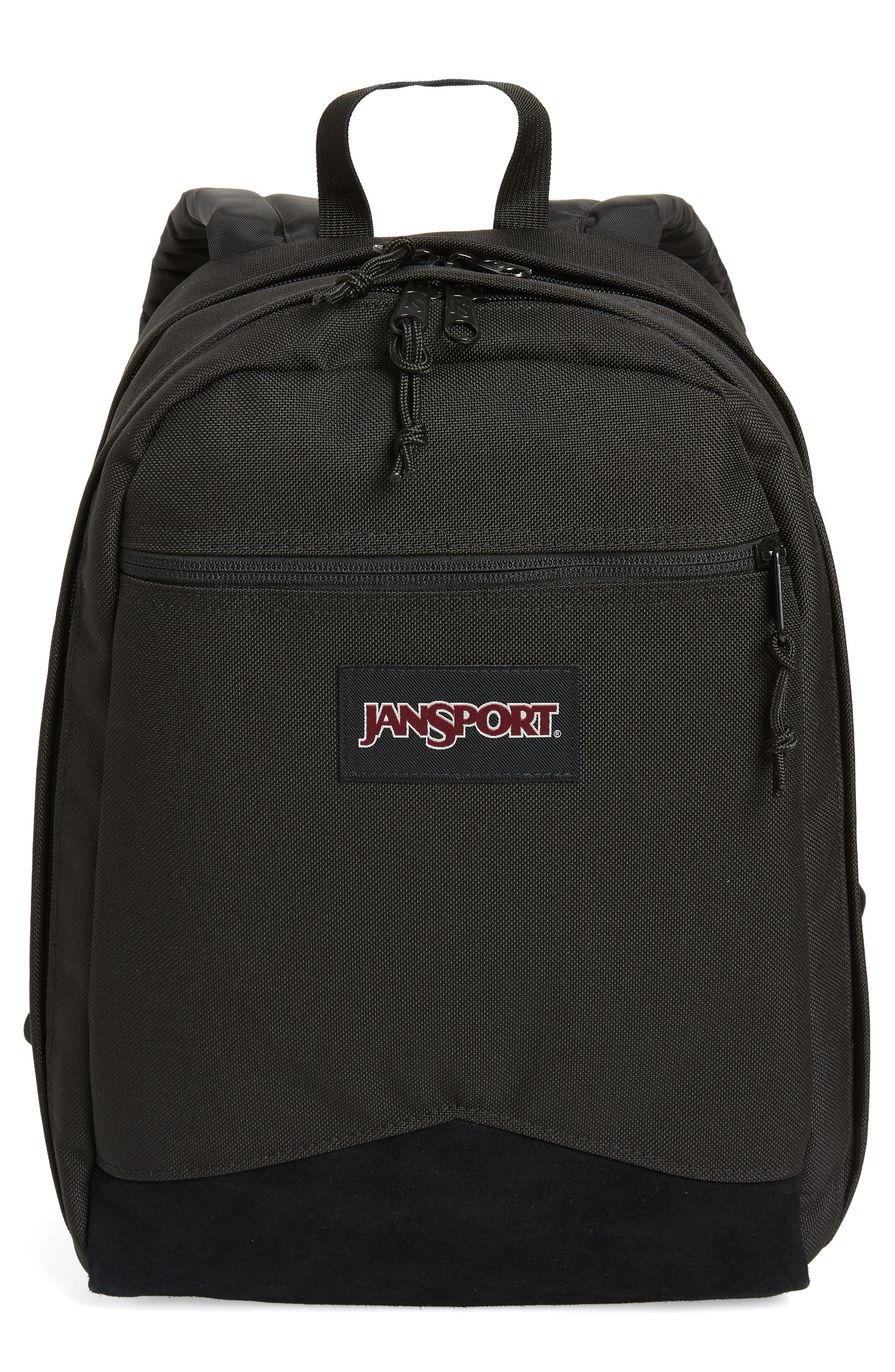 Freedom Backpack, Main, color, BLACK