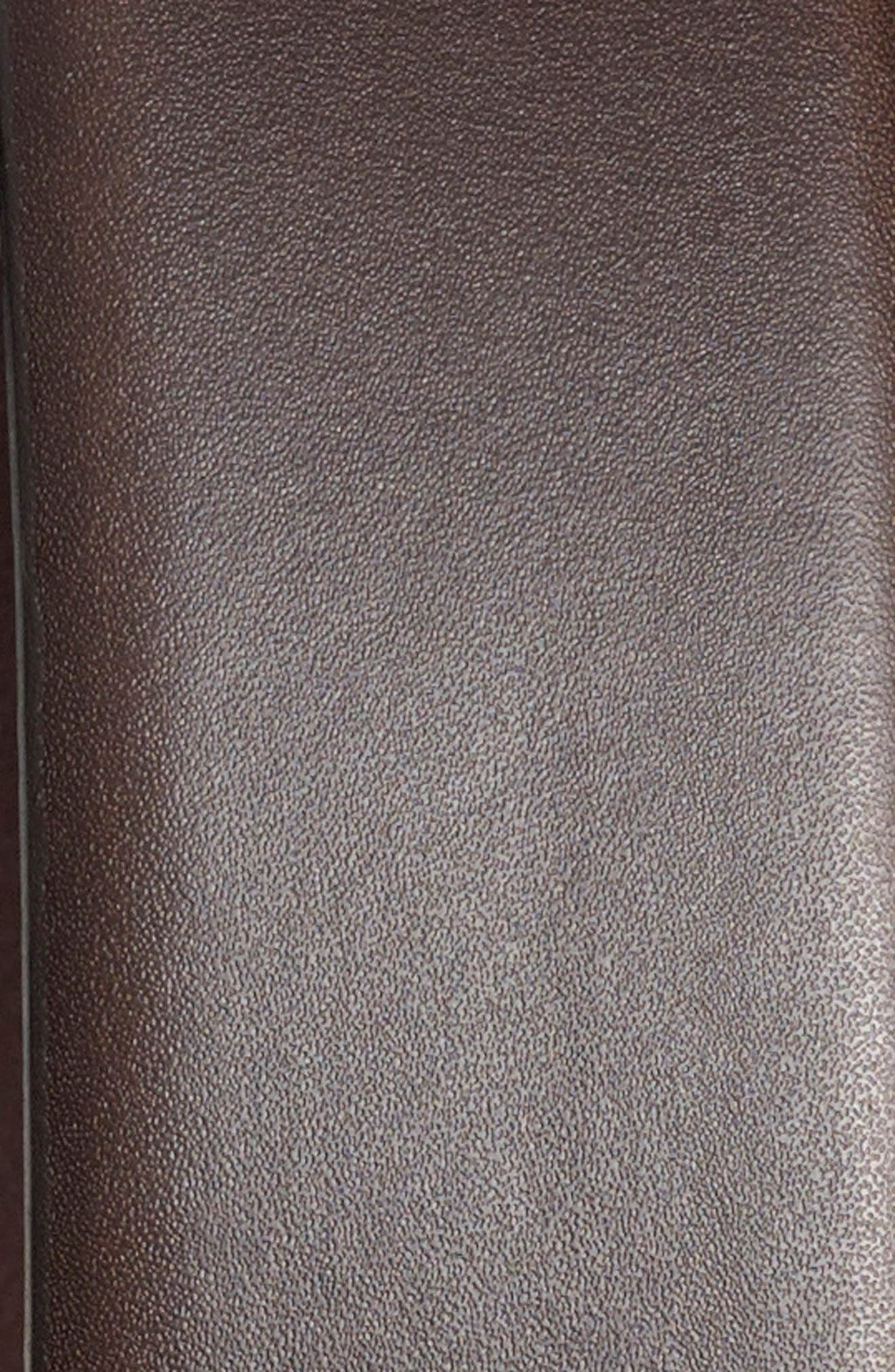 'Brandon' Leather Belt,                             Alternate thumbnail 9, color,