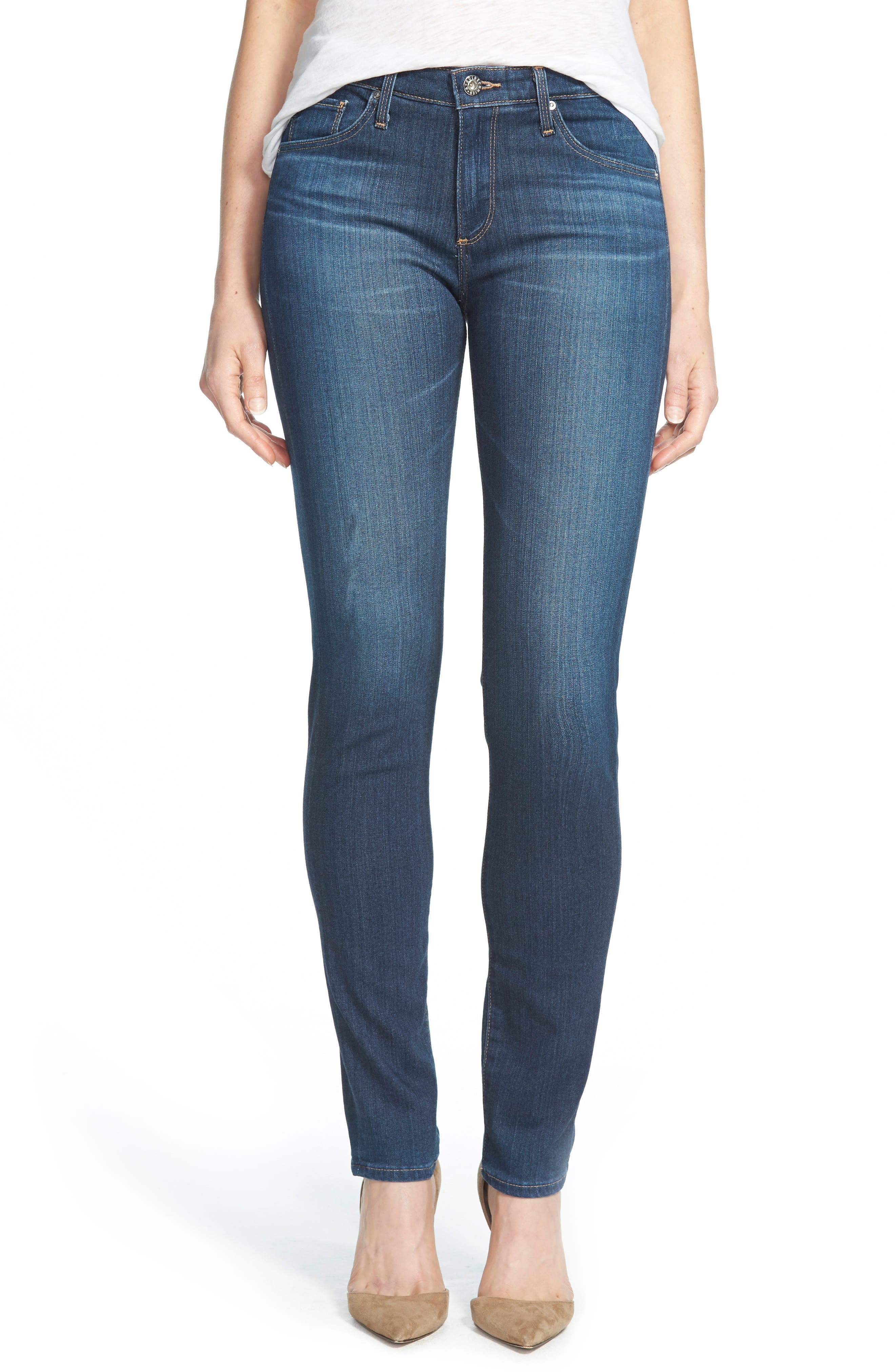 'Prima' Skinny Jeans,                             Alternate thumbnail 12, color,