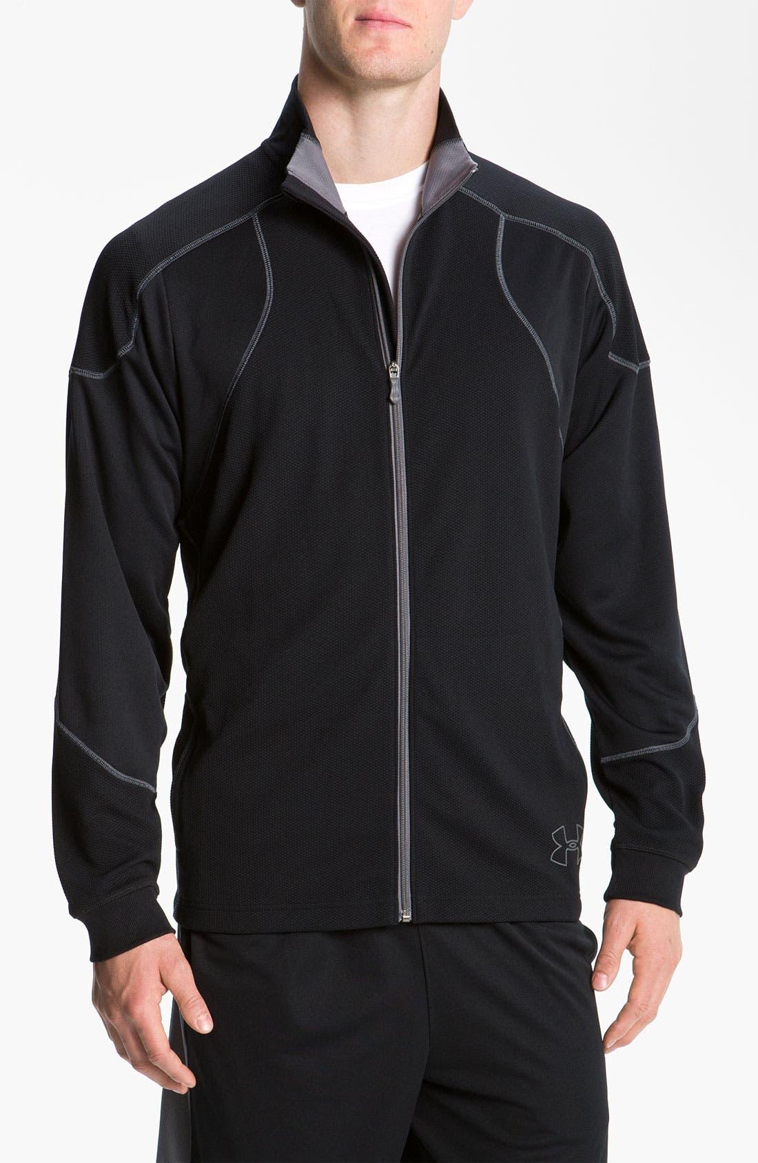 'Advent' HeatGear<sup>®</sup> Jacket,                         Main,                         color,