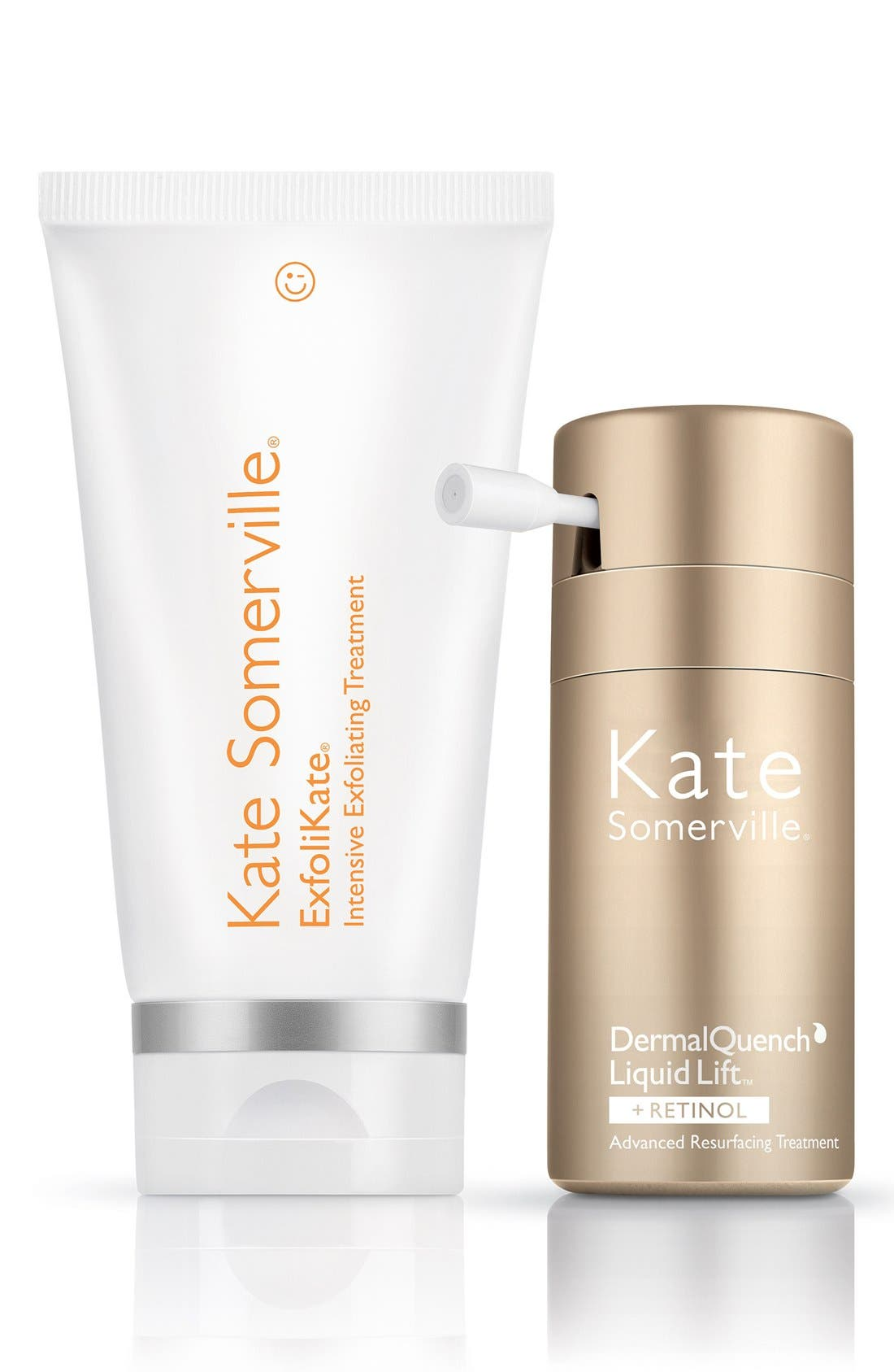 KATE SOMERVILLE<SUP>®</SUP> ExfoliKate<sup>®</sup> & DermalQuench Duo, Main, color, 000