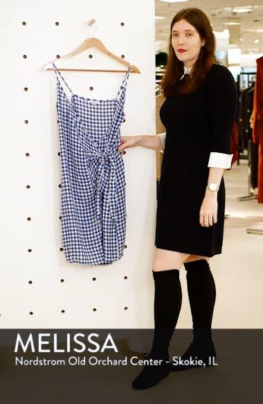 Malia Wrap Dress, sales video thumbnail