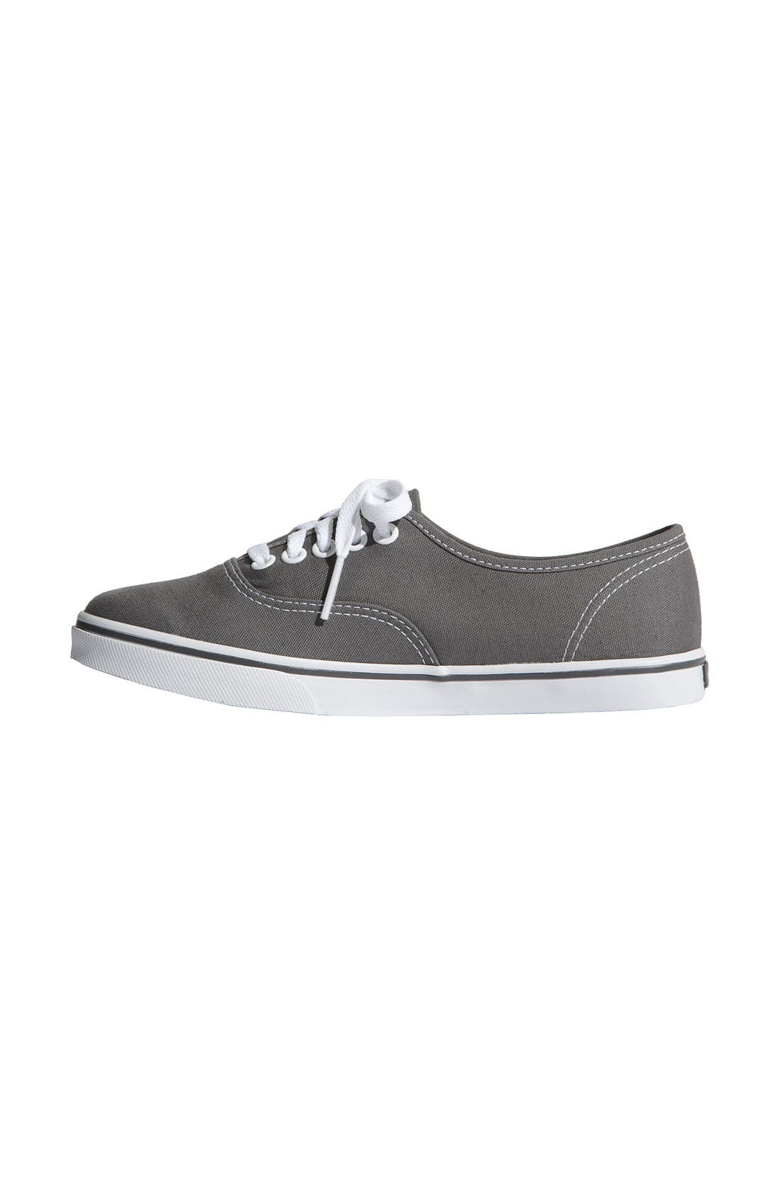 'Authentic - Lo Pro' Sneaker,                             Alternate thumbnail 4, color,                             021