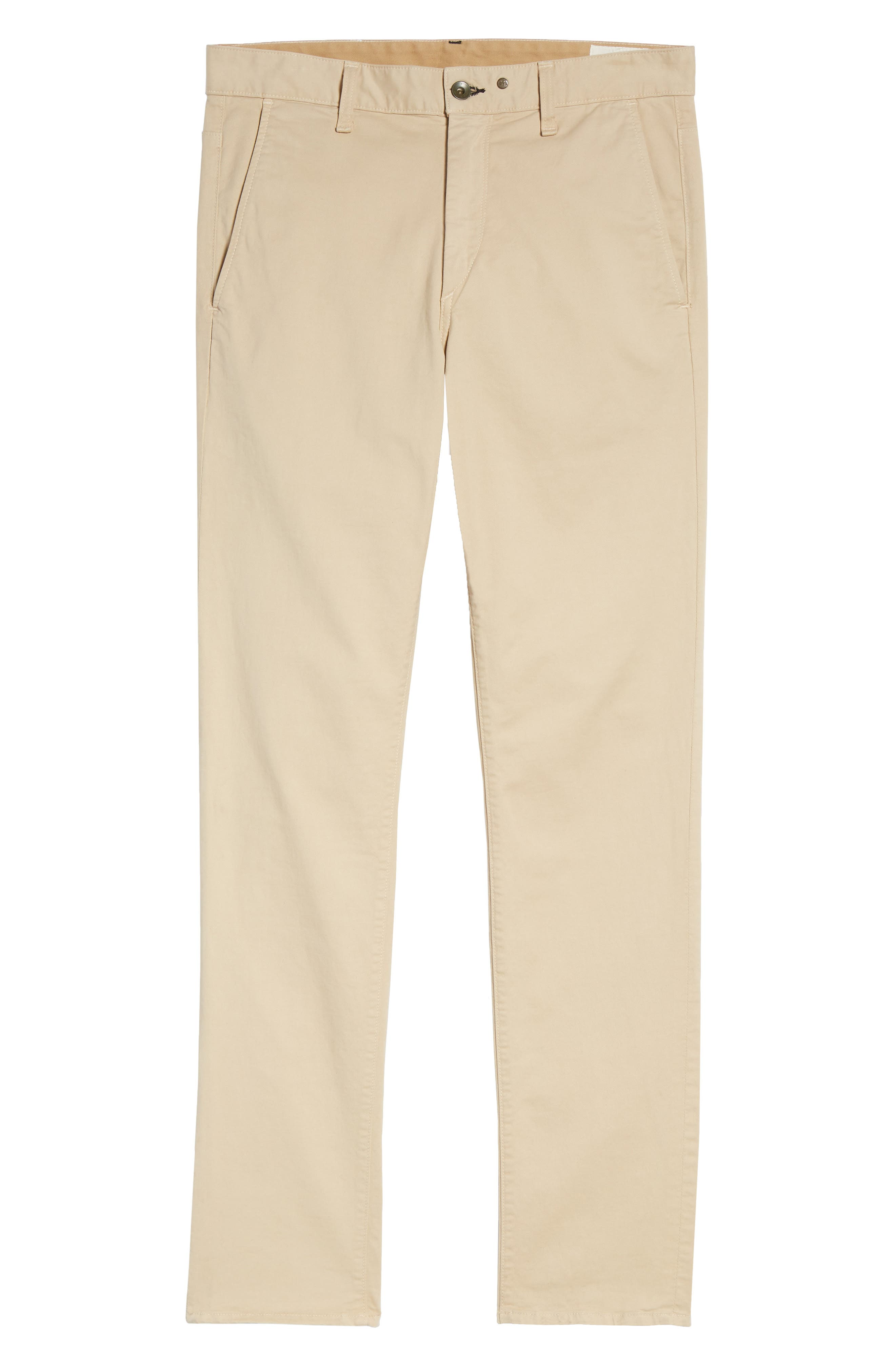 Fit 2 Chinos,                             Alternate thumbnail 6, color,                             BEIGE