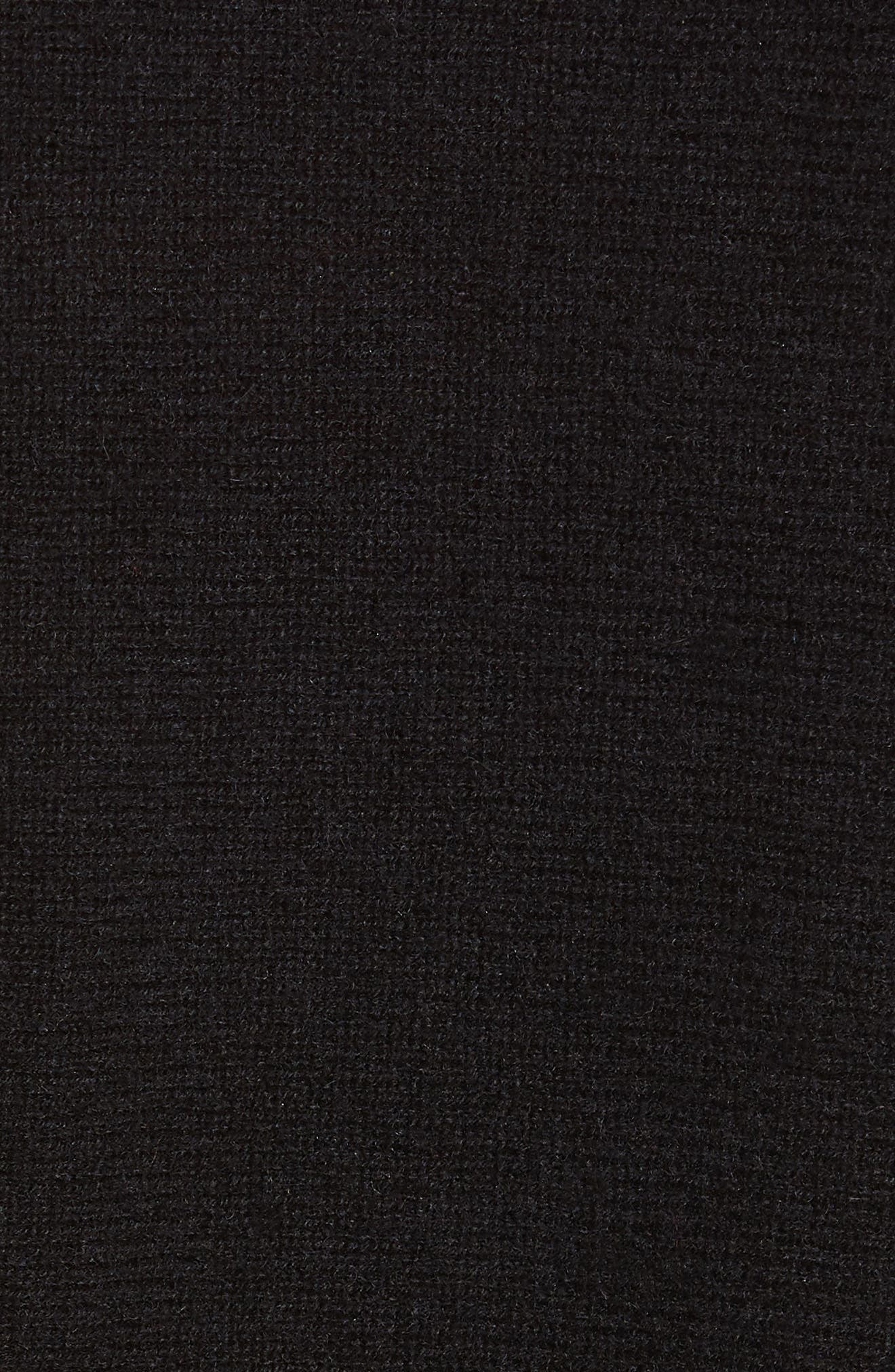 High/Low Wool & Cashmere Tunic Sweater,                             Alternate thumbnail 91, color,