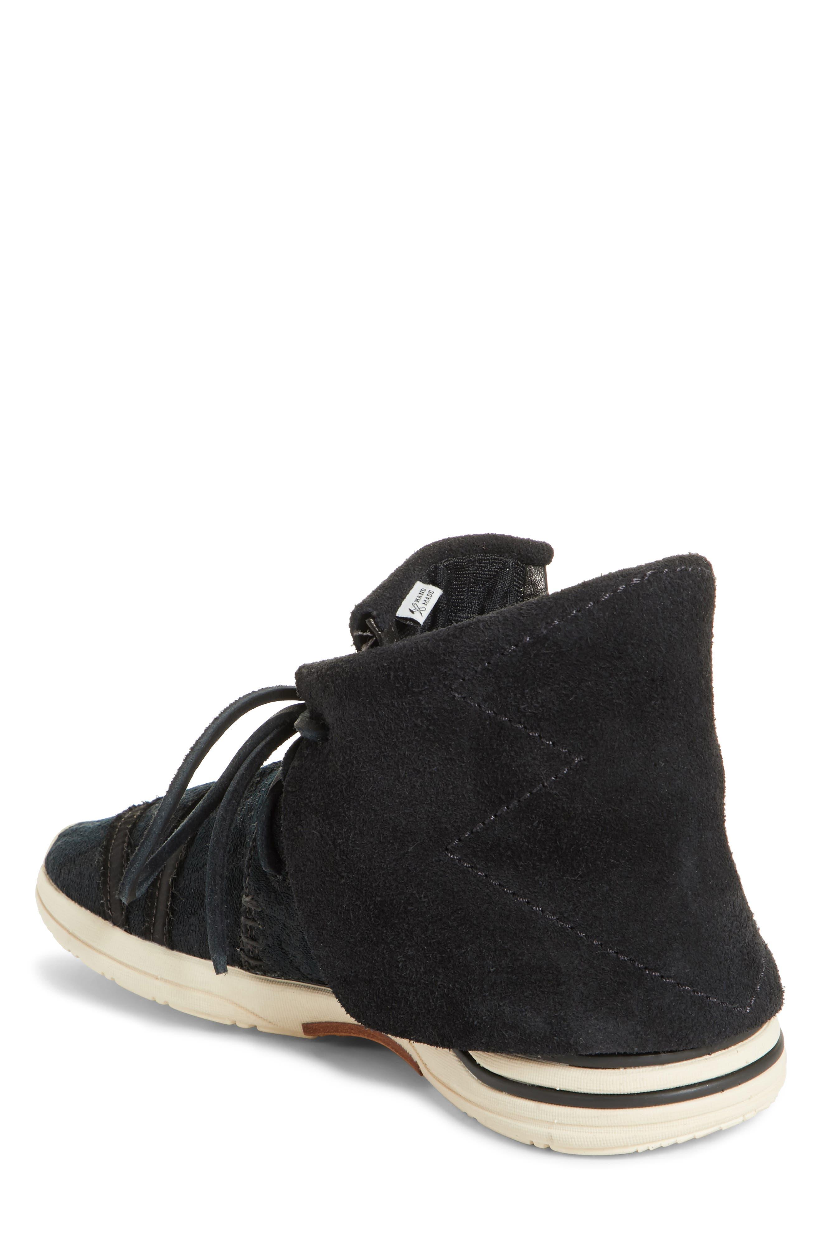 Huron Lhamo Hi Folk Hidden Wedge Sneaker,                             Alternate thumbnail 2, color,                             004