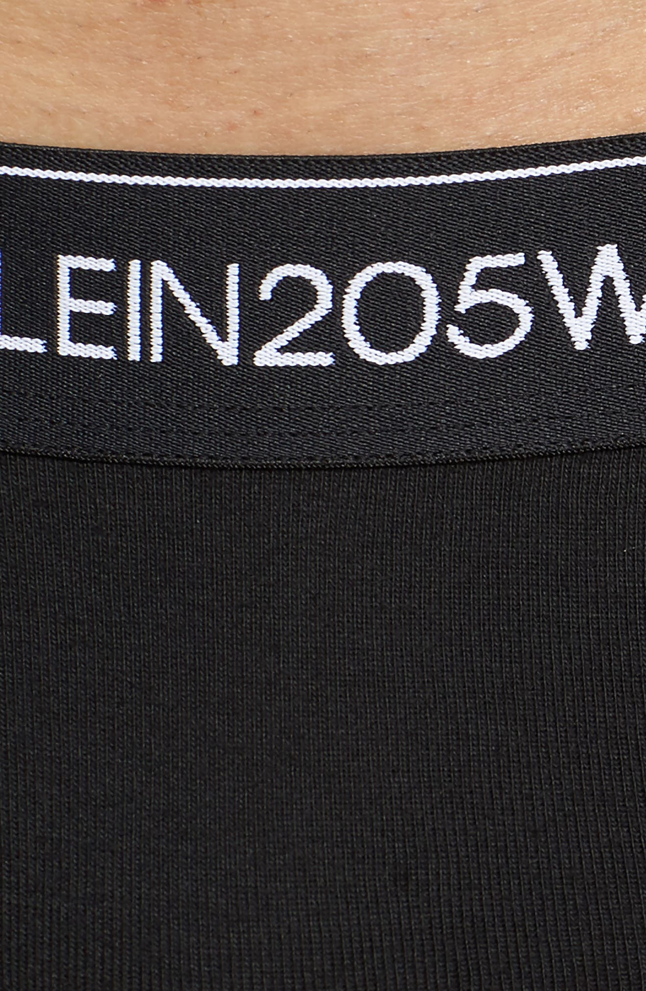 Collection Cotton Briefs,                             Alternate thumbnail 4, color,                             BLACK