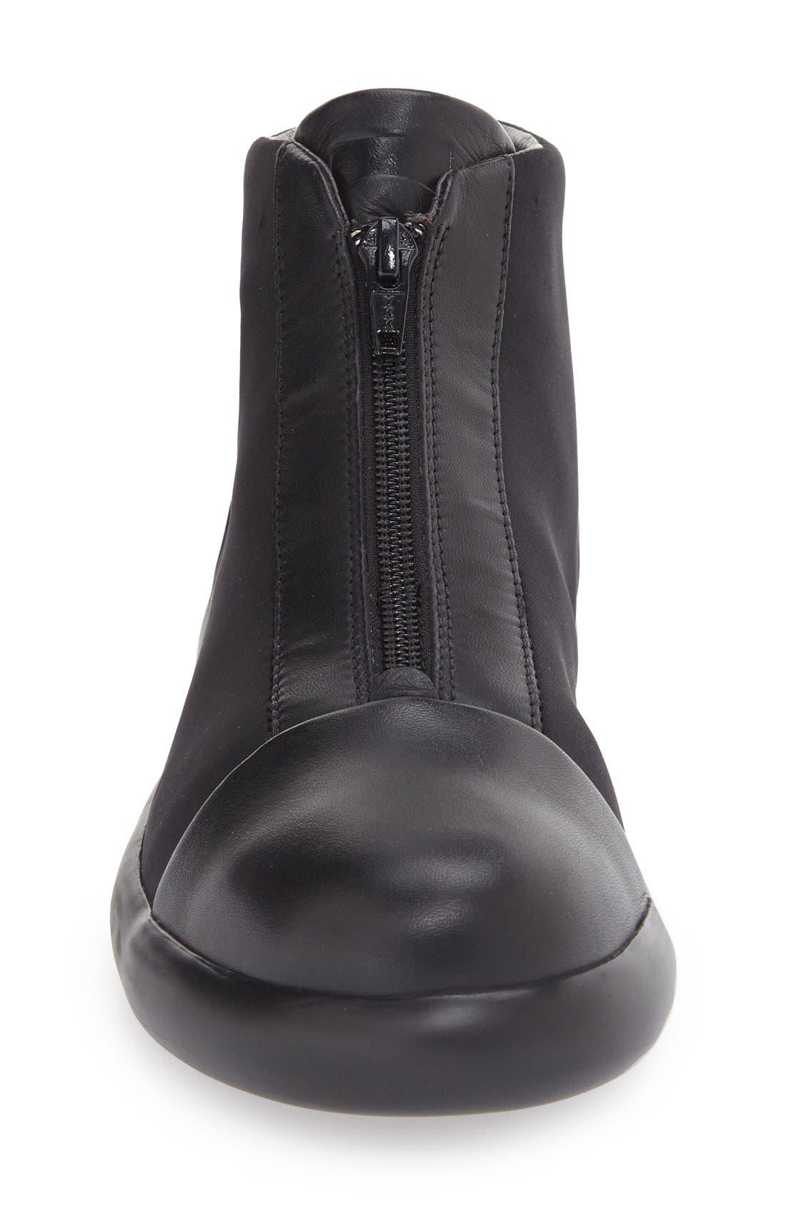 'Pelotas - Capsule' Cap Toe Sneaker,                             Alternate thumbnail 3, color,                             001