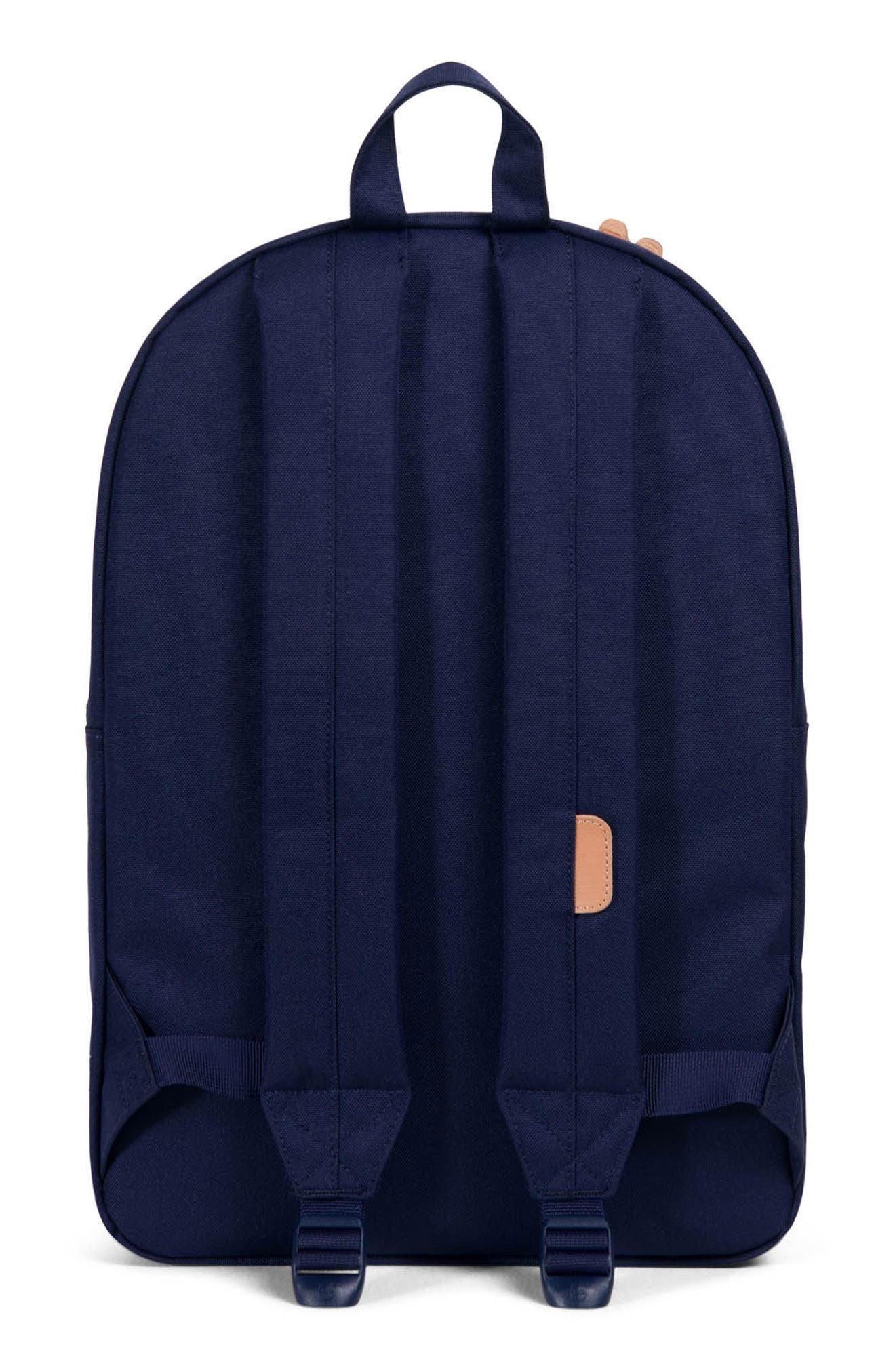 Heritage Offset Stripe Backpack,                             Alternate thumbnail 7, color,