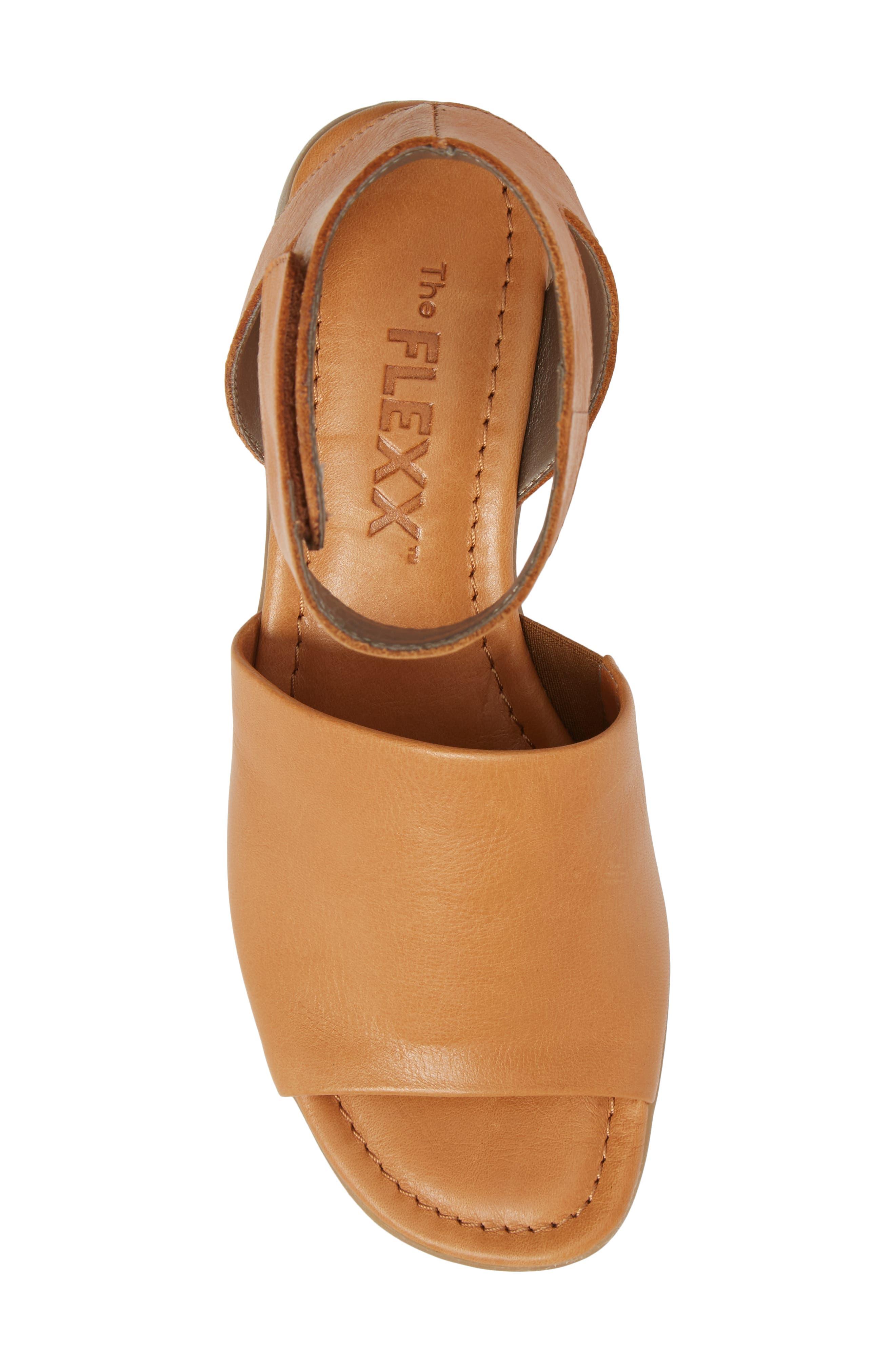 'Beglad' Leather Ankle Strap Sandal,                             Alternate thumbnail 67, color,
