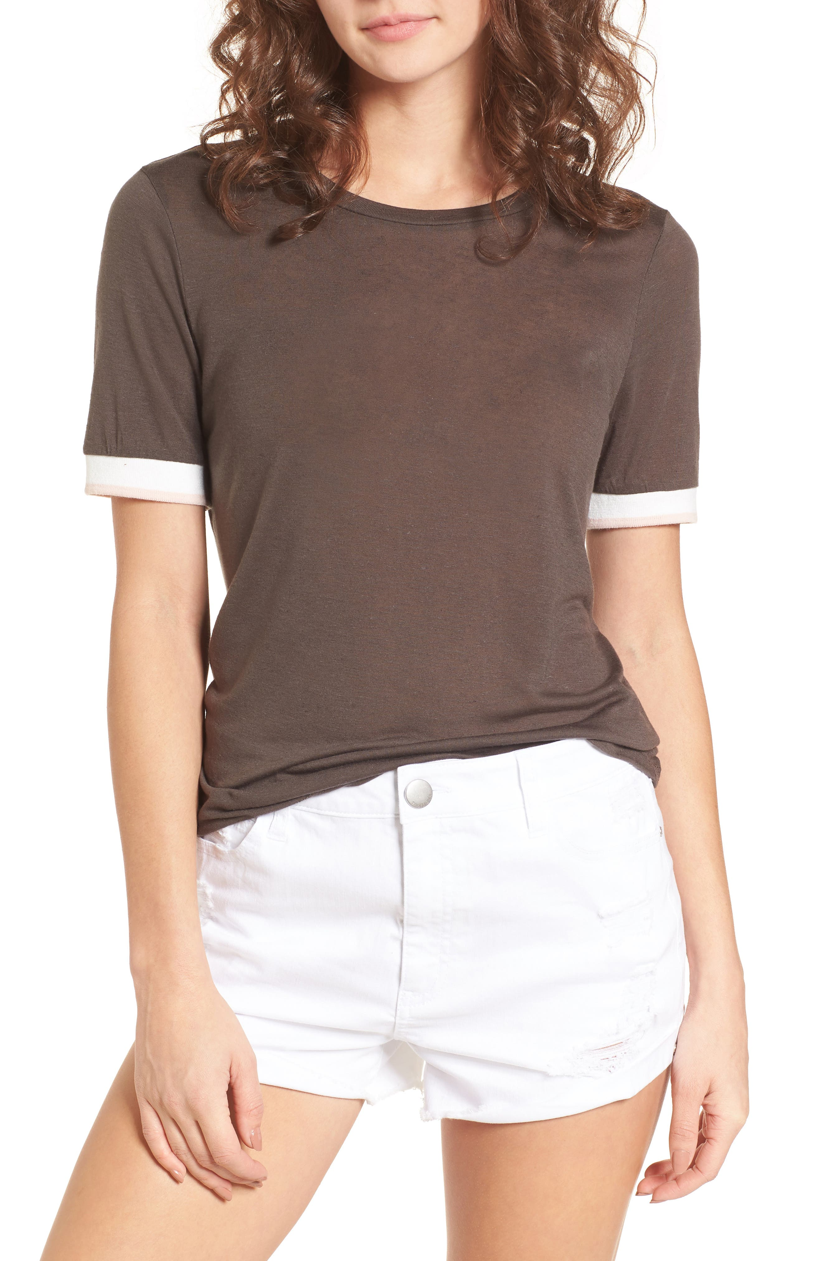 Ringer Tee,                         Main,                         color, 012