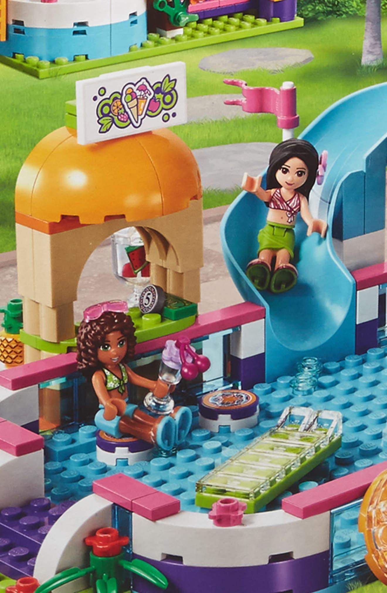 Friends<sup>™</sup> Heartlake Summer Pool - 41313,                             Alternate thumbnail 2, color,                             500