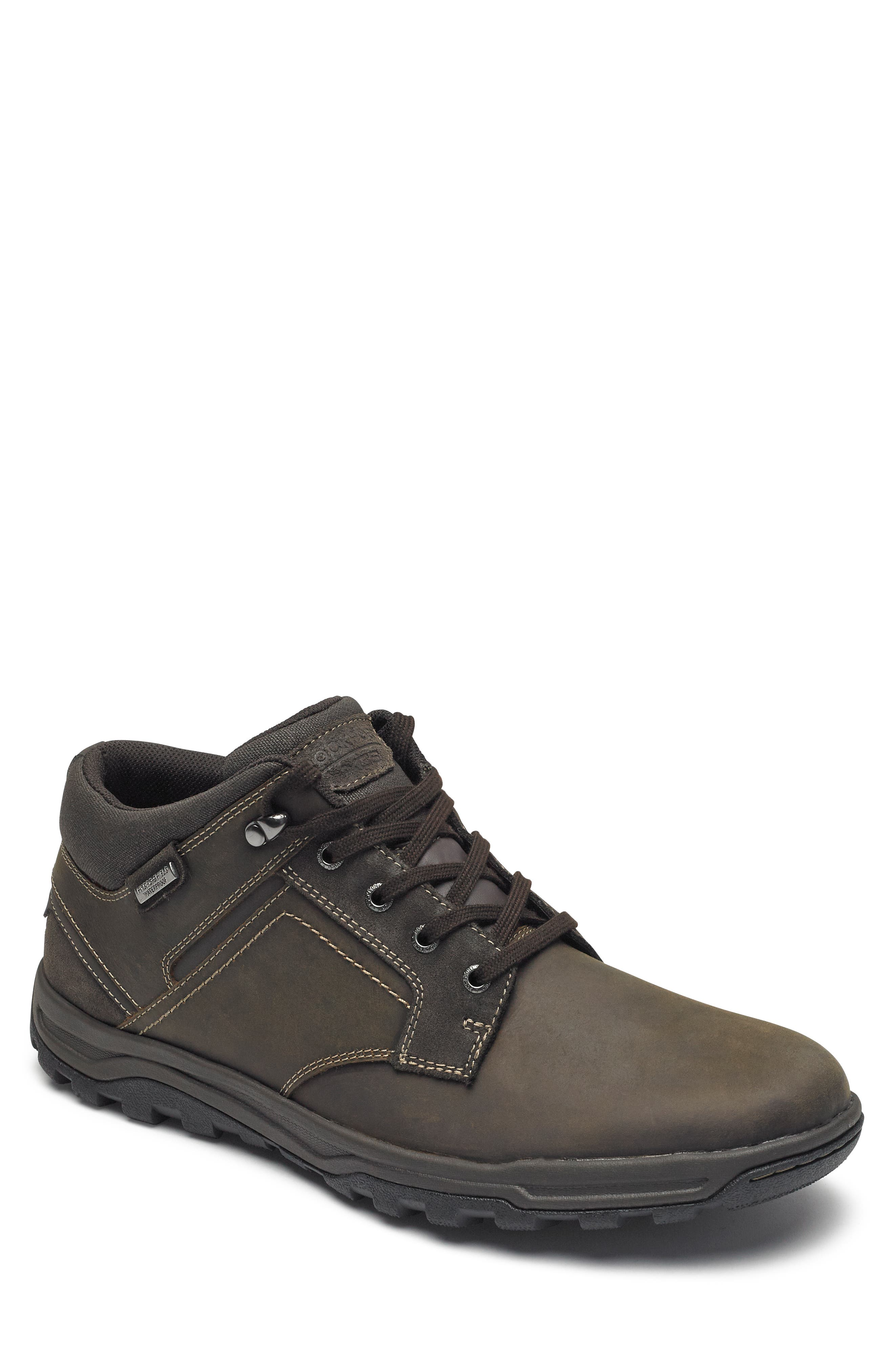 Rockport Harlee Waterproof Boot, Brown