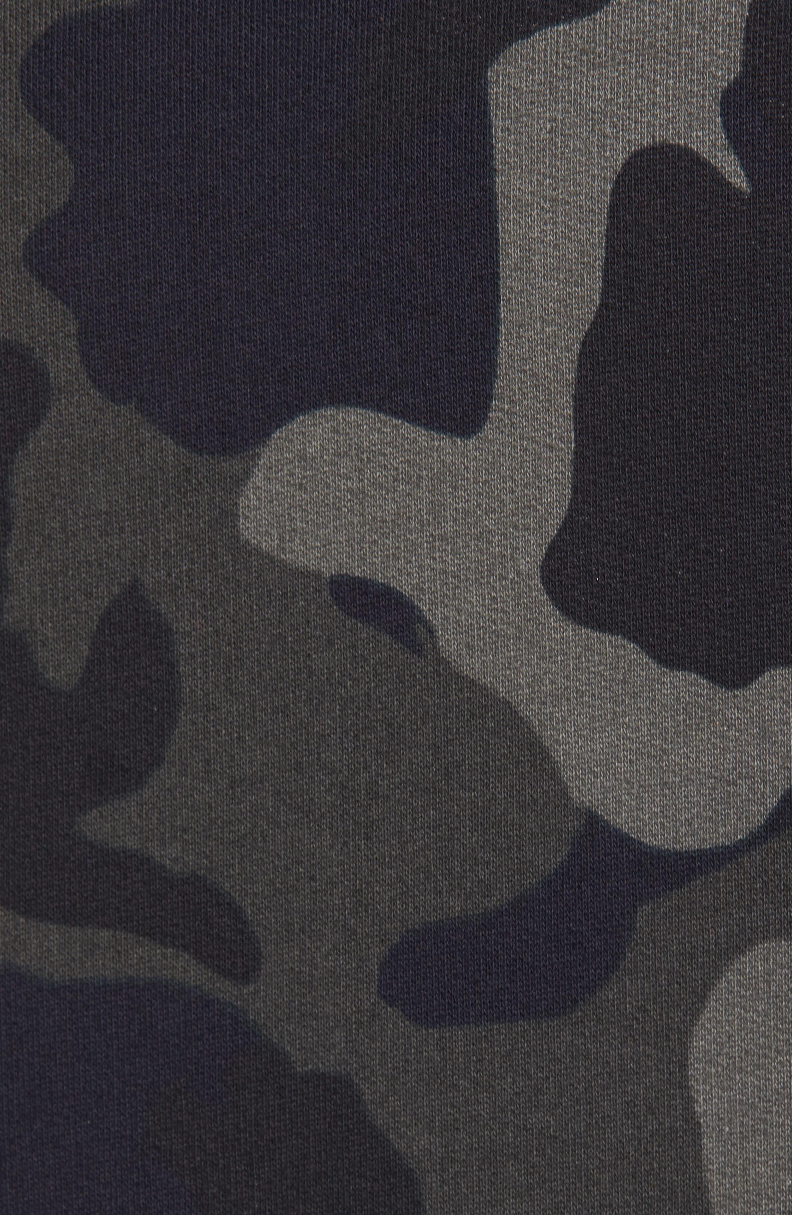 Madison Camo Sweatshirt,                             Alternate thumbnail 9, color,