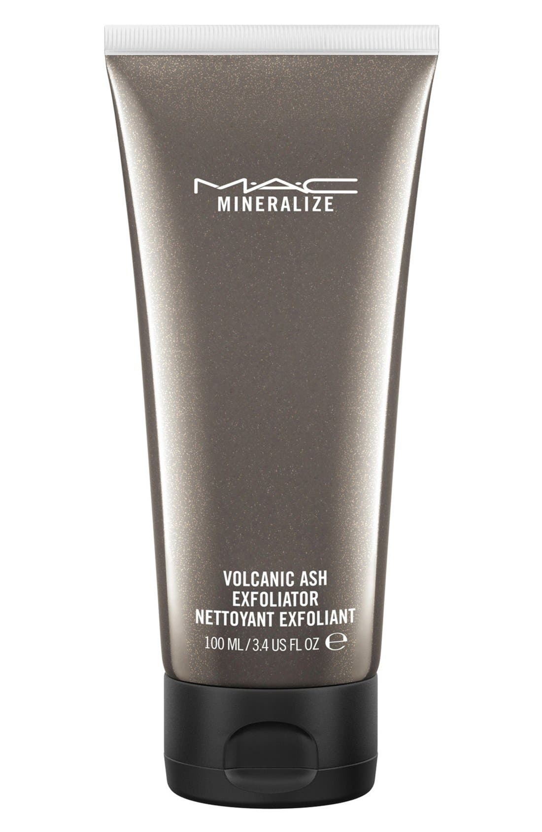 MAC Mineralize Volcanic Ash Exfoliator,                             Main thumbnail 1, color,                             NO COLOR
