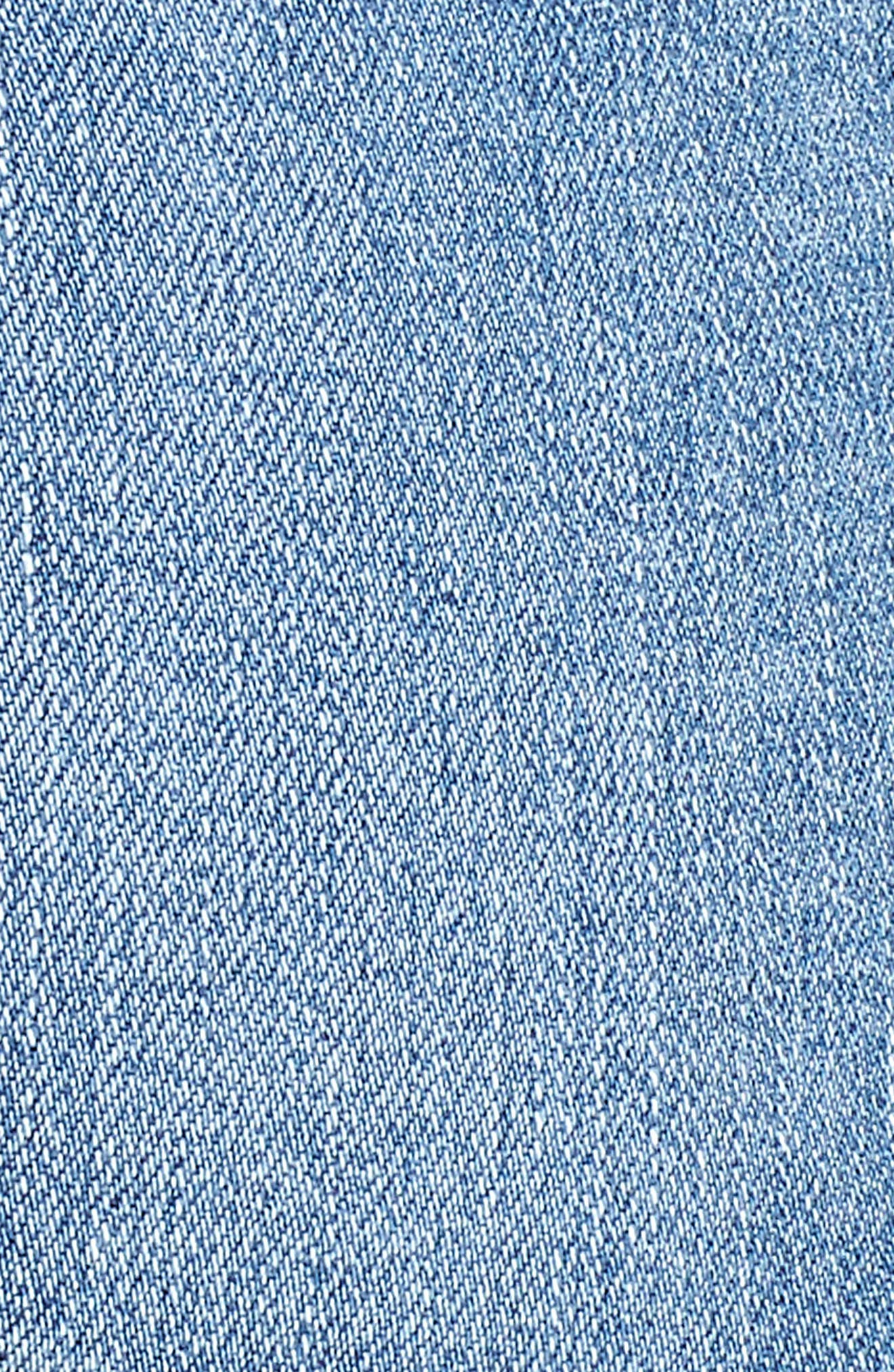 Transcend - Verdugo Ankle Ultra Skinny Jeans,                             Alternate thumbnail 5, color,                             400